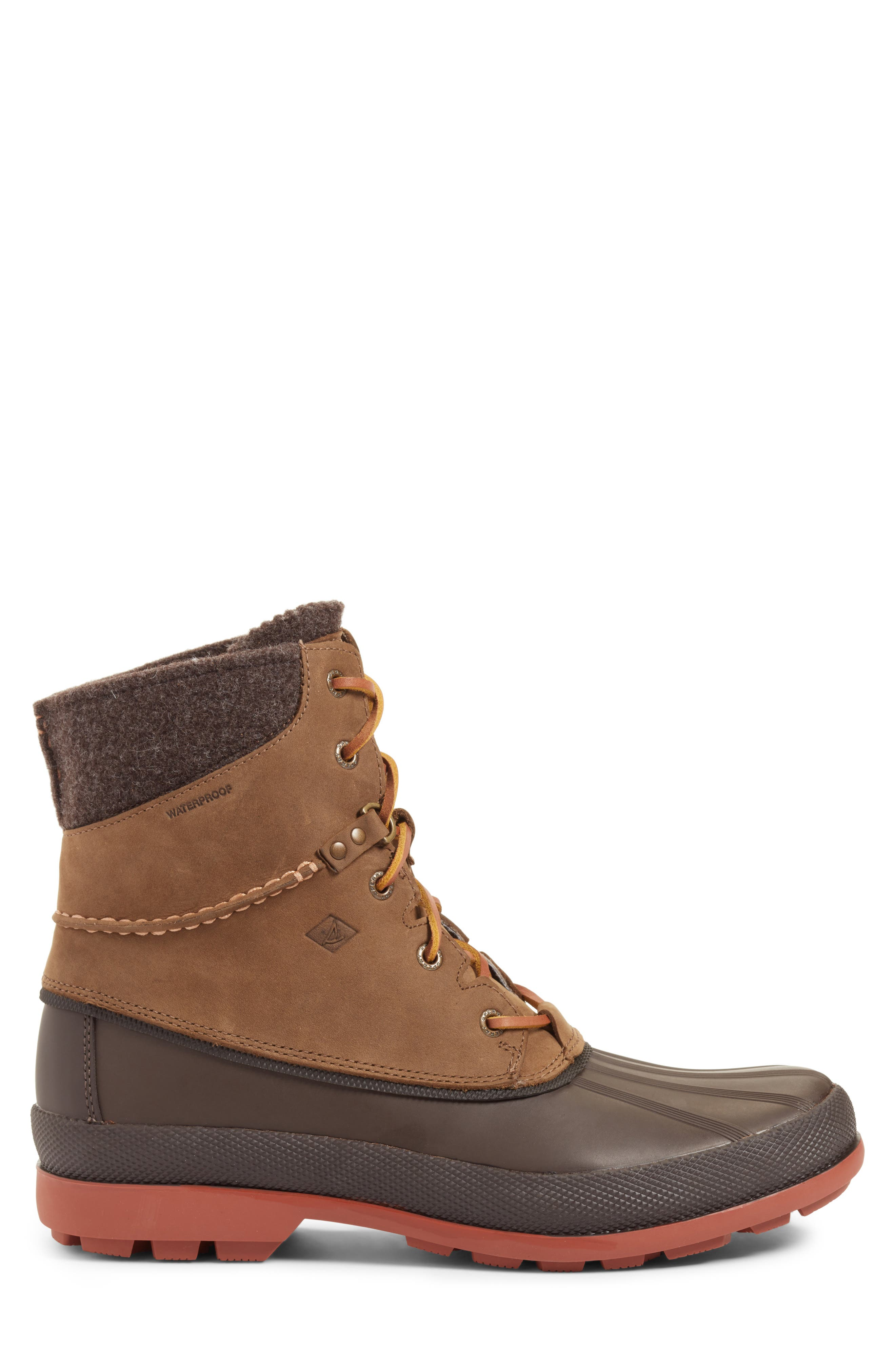 Cold Bay Duck Boot,                             Alternate thumbnail 3, color,                             201
