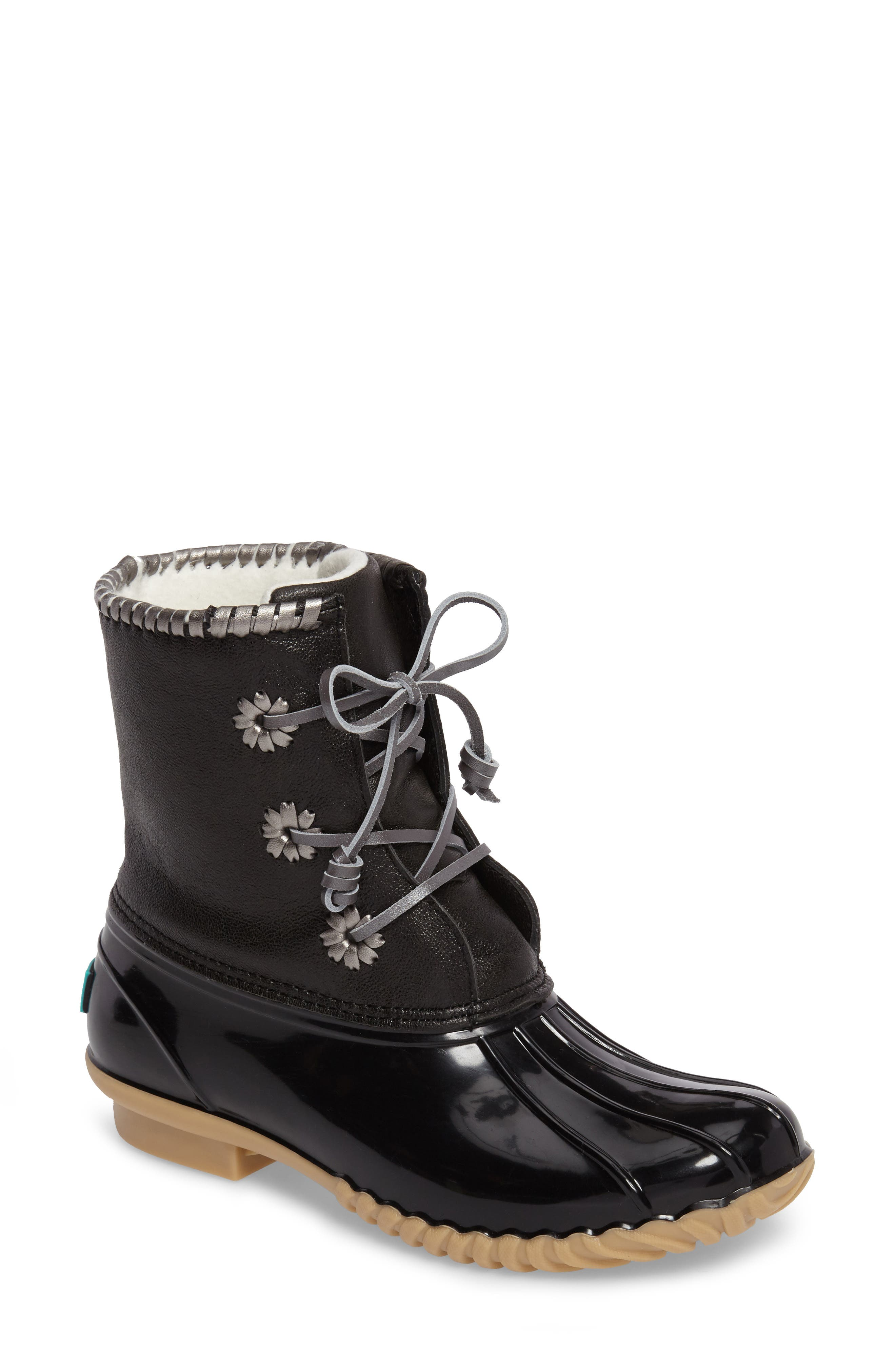 'Chloe' Rain Boot,                             Main thumbnail 1, color,                             003