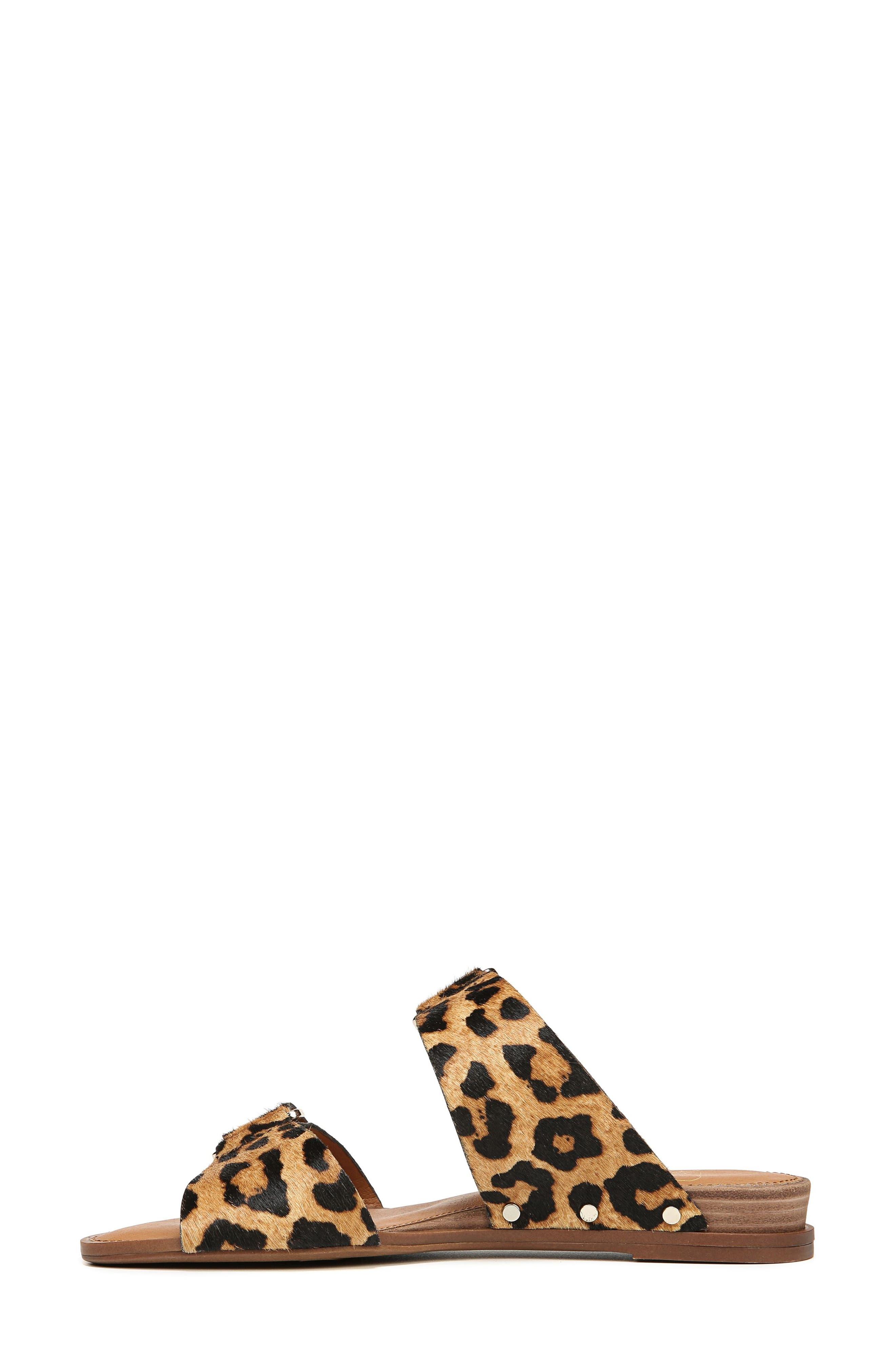 Palomino Genuine Calf Hair Sandal,                             Alternate thumbnail 13, color,
