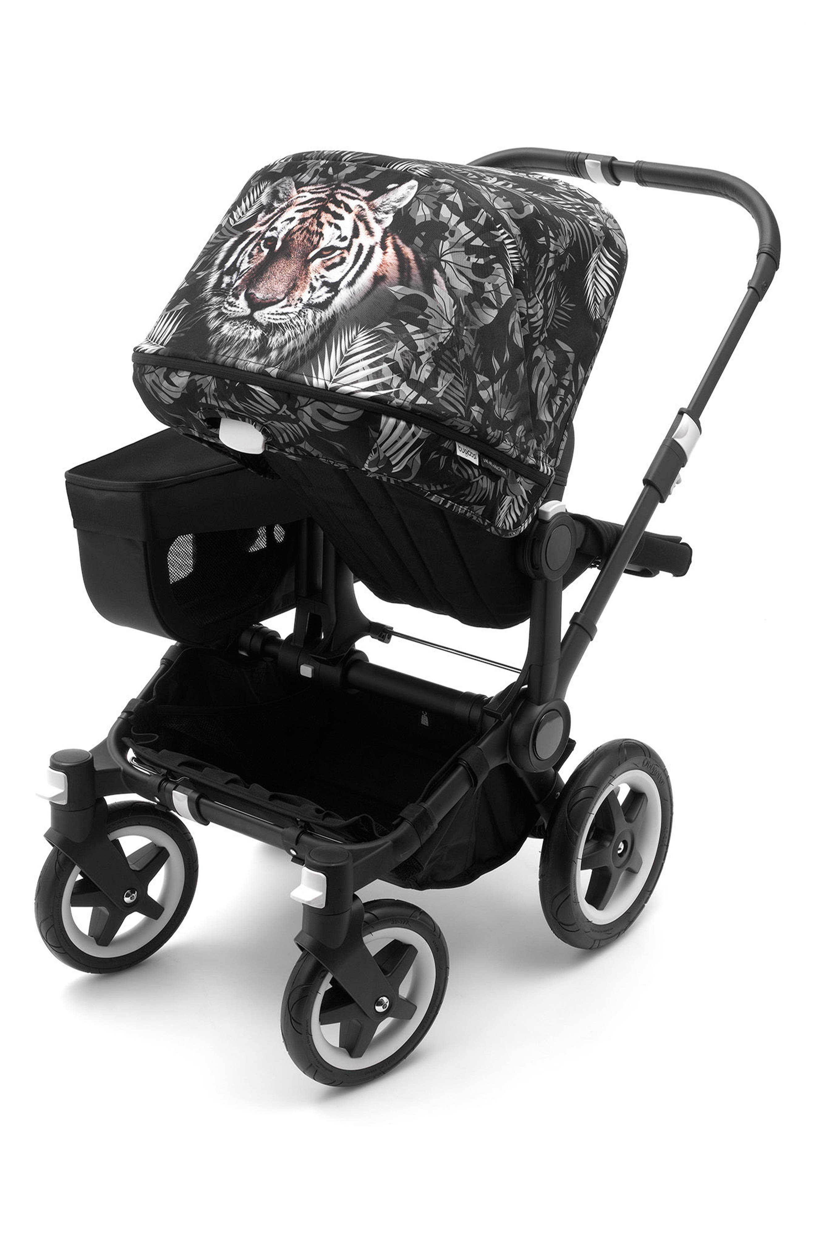 x We Are Handsome Limited Edition Sun Canopy for Bugaboo Donkey Stroller,                             Alternate thumbnail 2, color,                             001