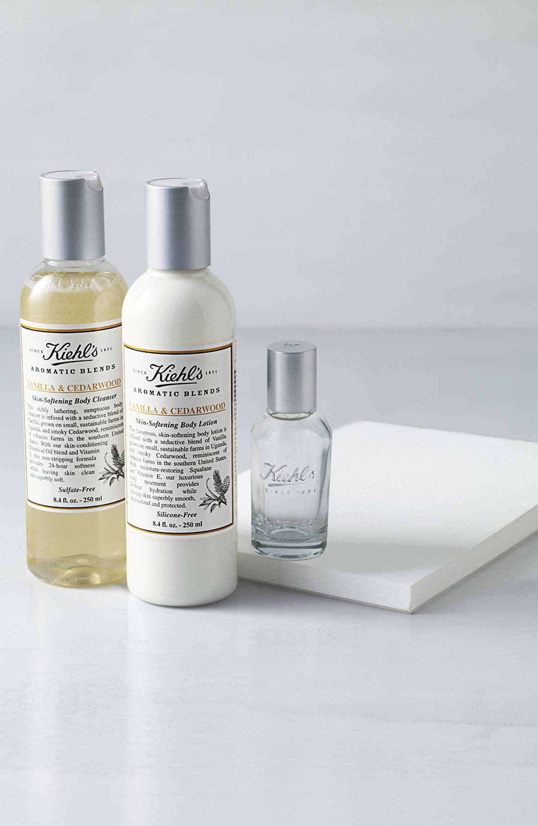 'Aromatic Blends - Vanilla & Cedarwood' Set,                             Alternate thumbnail 2, color,                             000