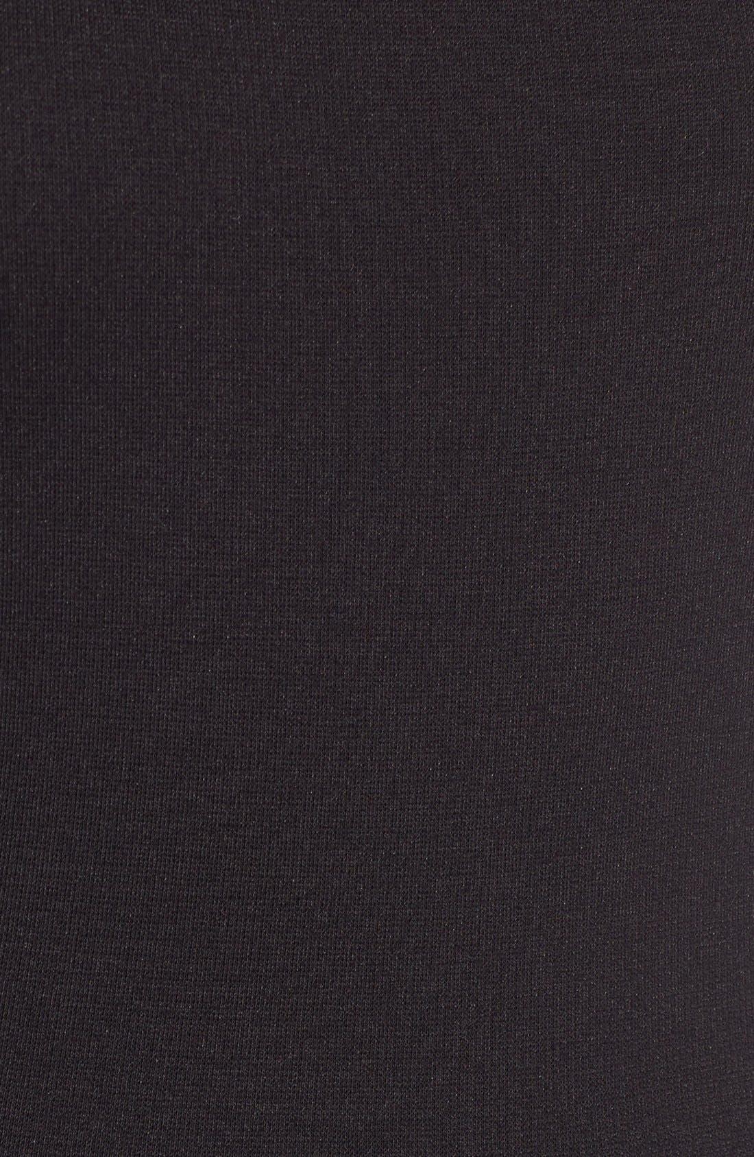 Stretch Knit Midi Dress,                             Alternate thumbnail 49, color,