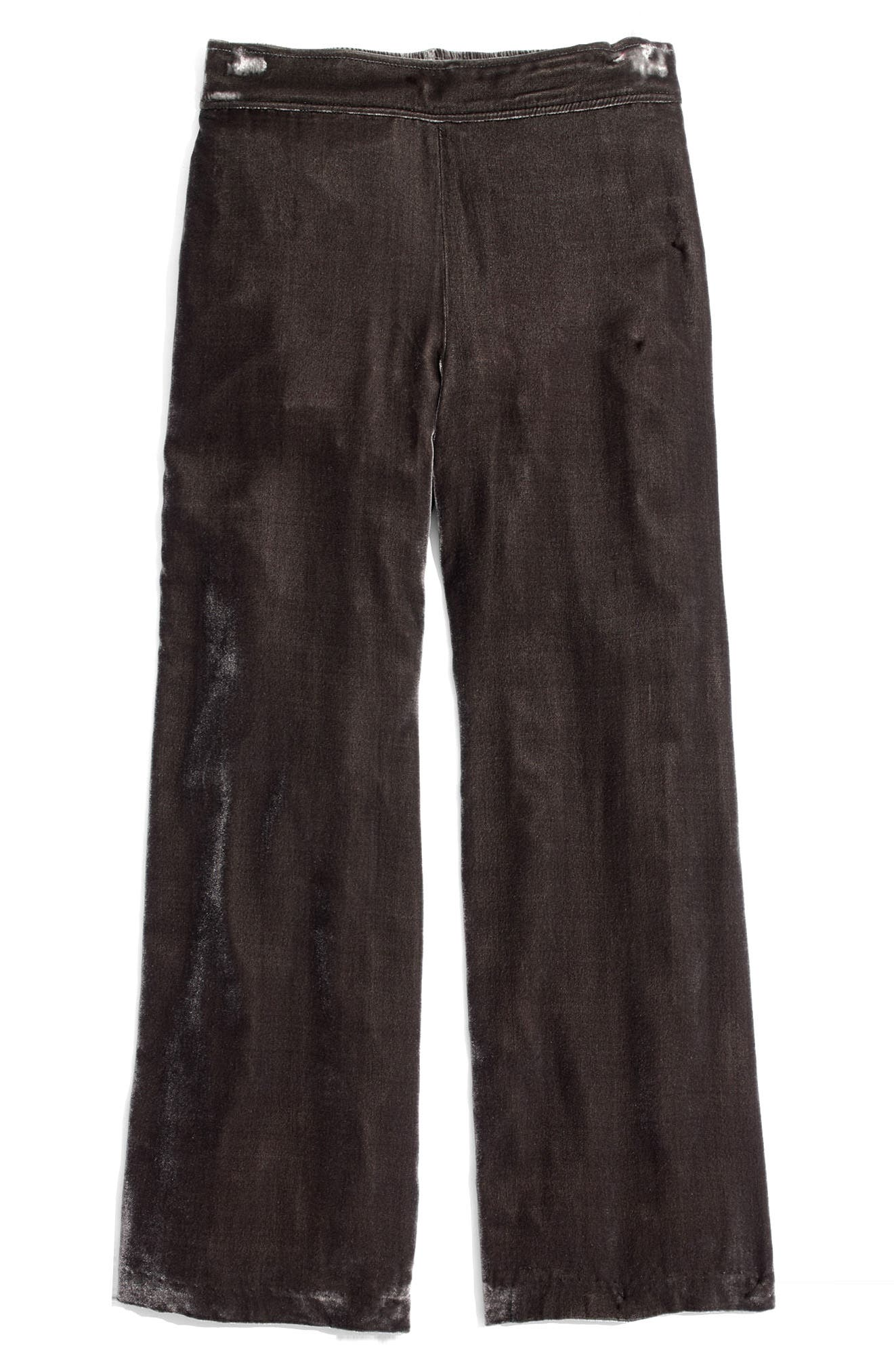 Velvet Pants,                             Alternate thumbnail 7, color,