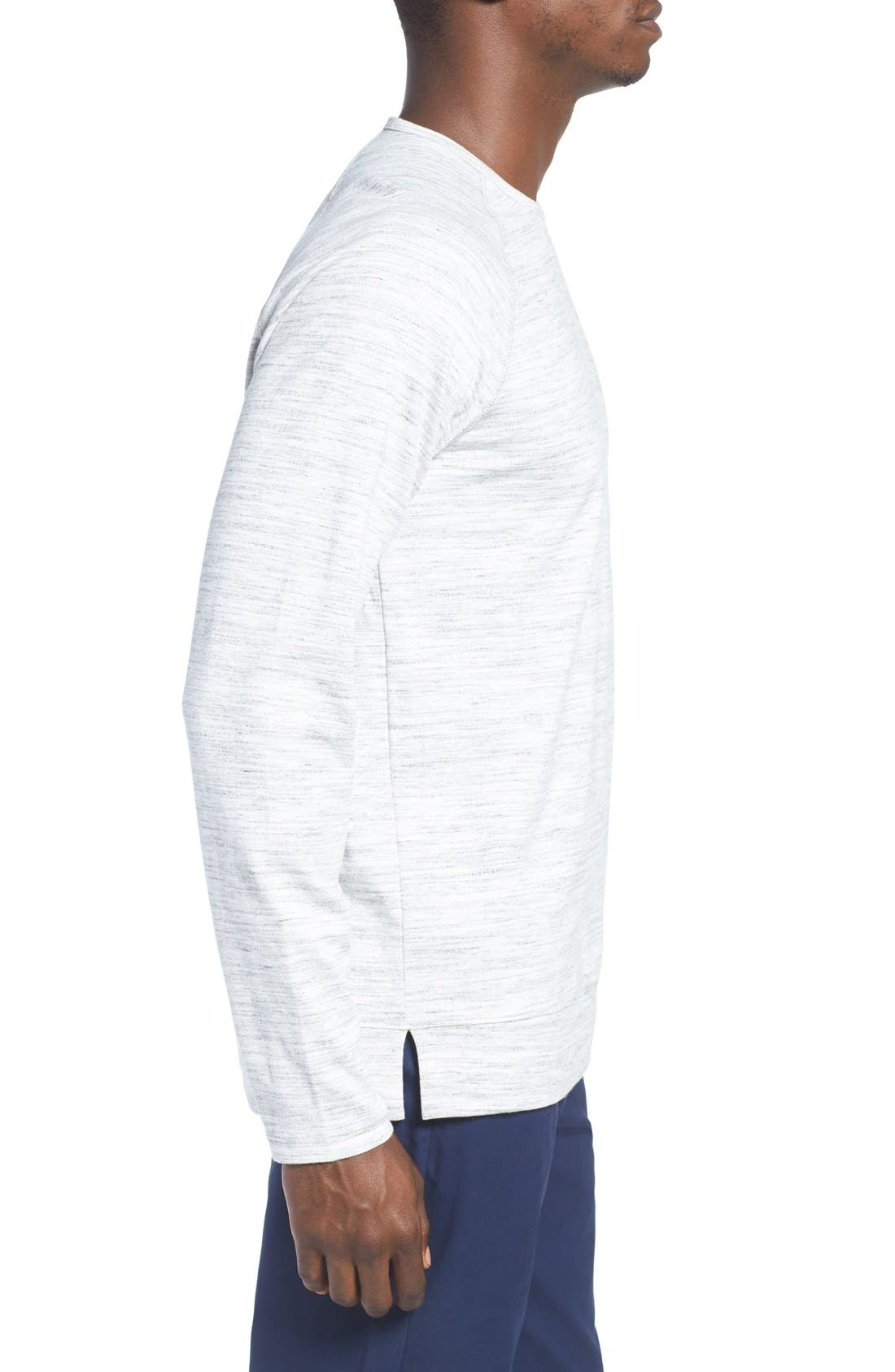 Slim Fit Stripe T-Shirt,                             Alternate thumbnail 6, color,