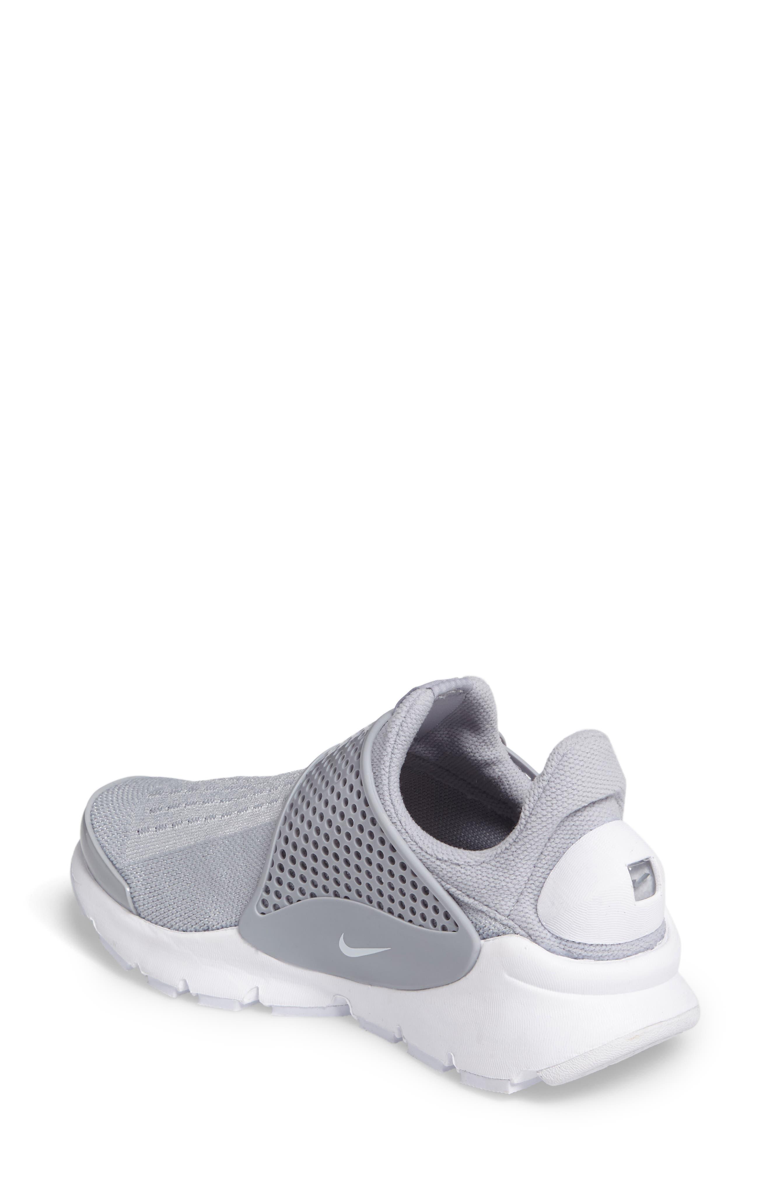 Sock Dart Sneaker,                             Alternate thumbnail 2, color,                             020