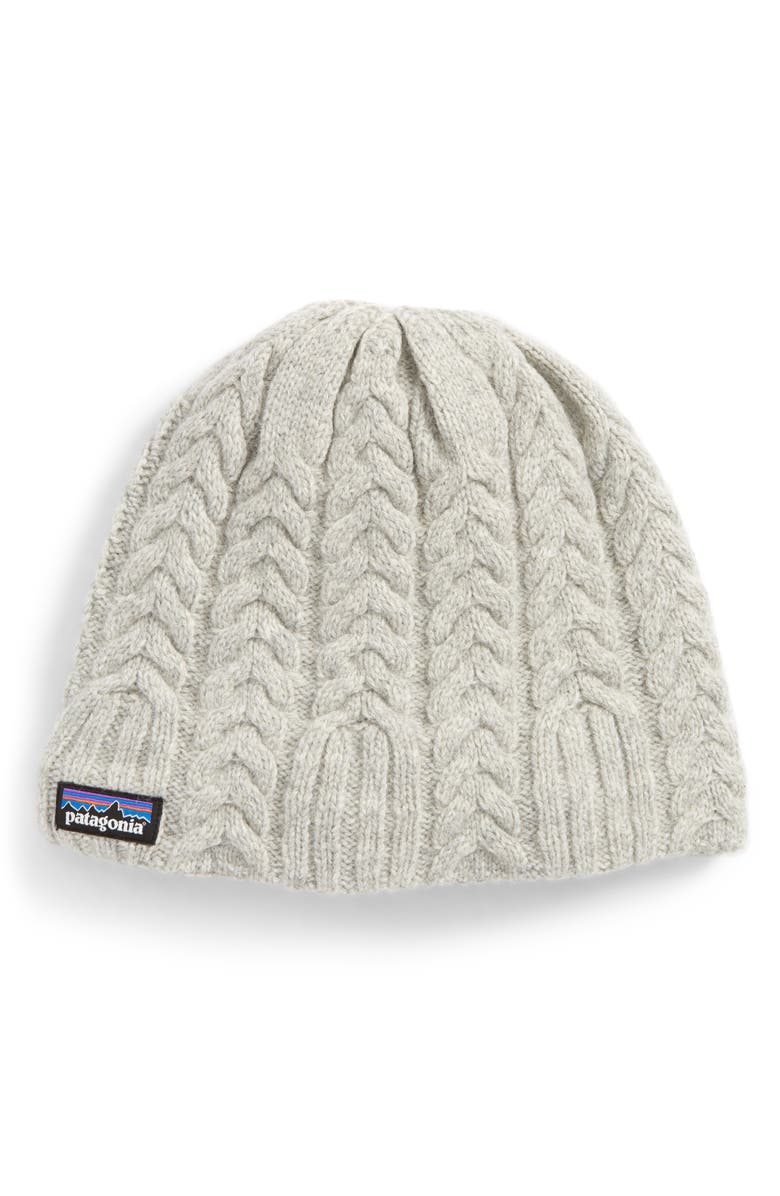 Patagonia Cable Beanie  098524dace7f