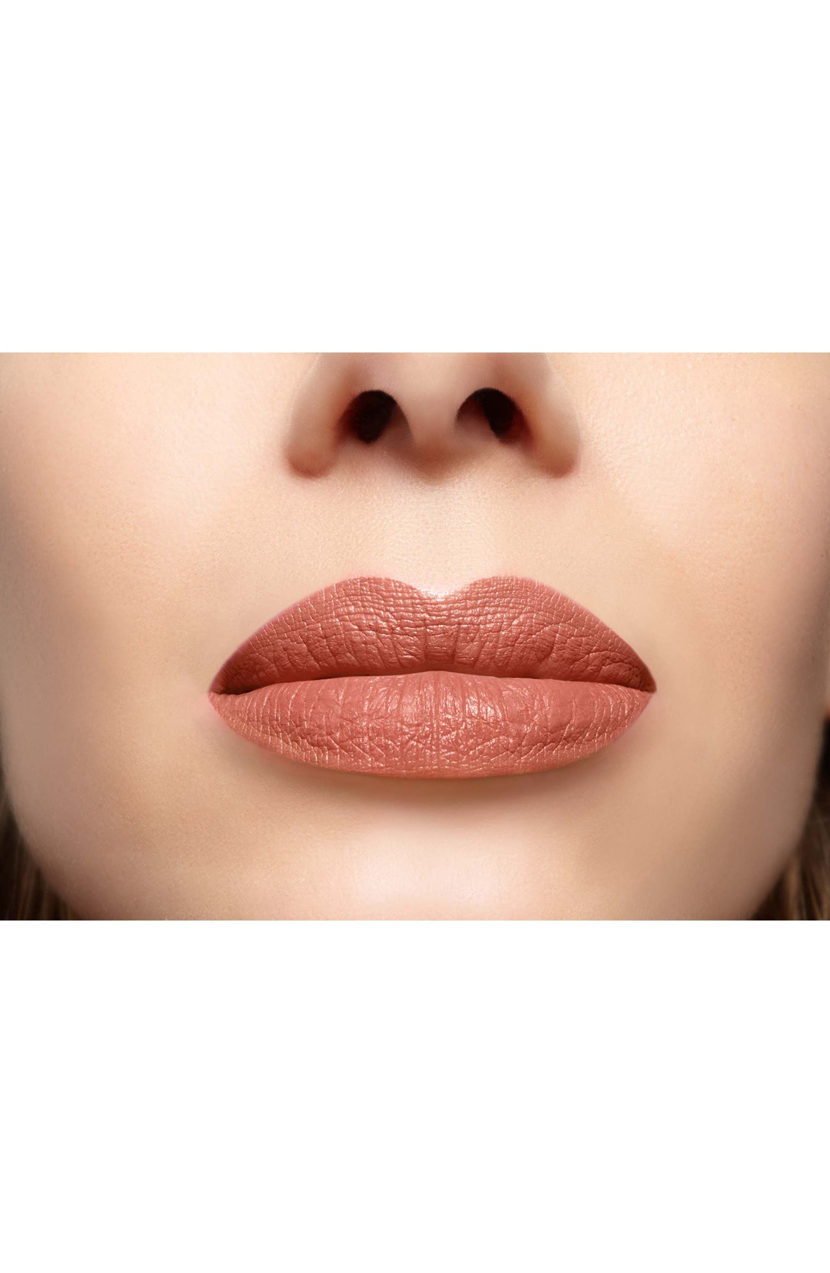 SPACE.NK.apothecary Lipstick Queen Famous Last Words Liquid Lipstick,                             Alternate thumbnail 4, color,                             SEE YA - NUDE