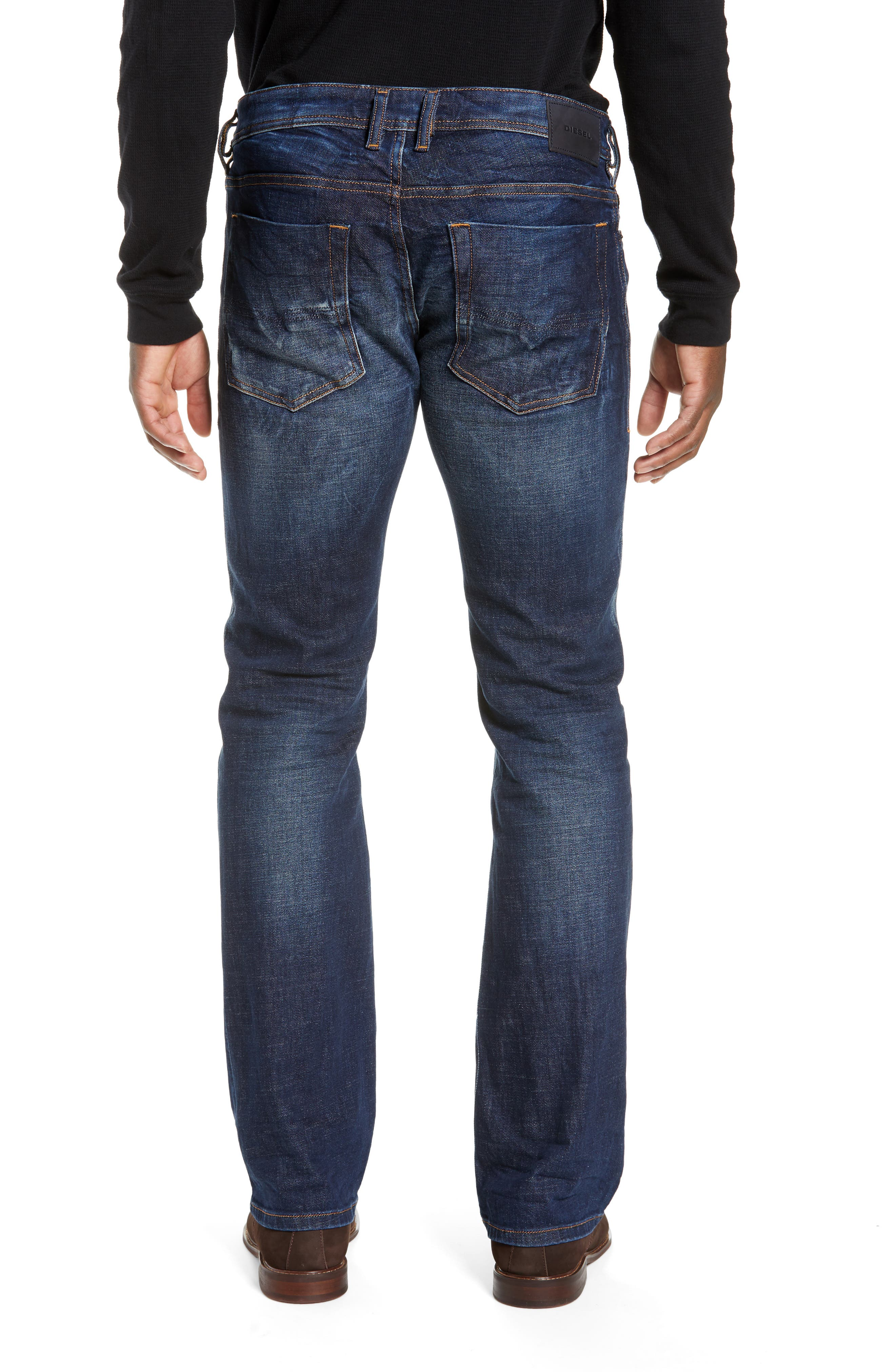 Zatiny Bootcut Jeans,                             Alternate thumbnail 2, color,                             087AT