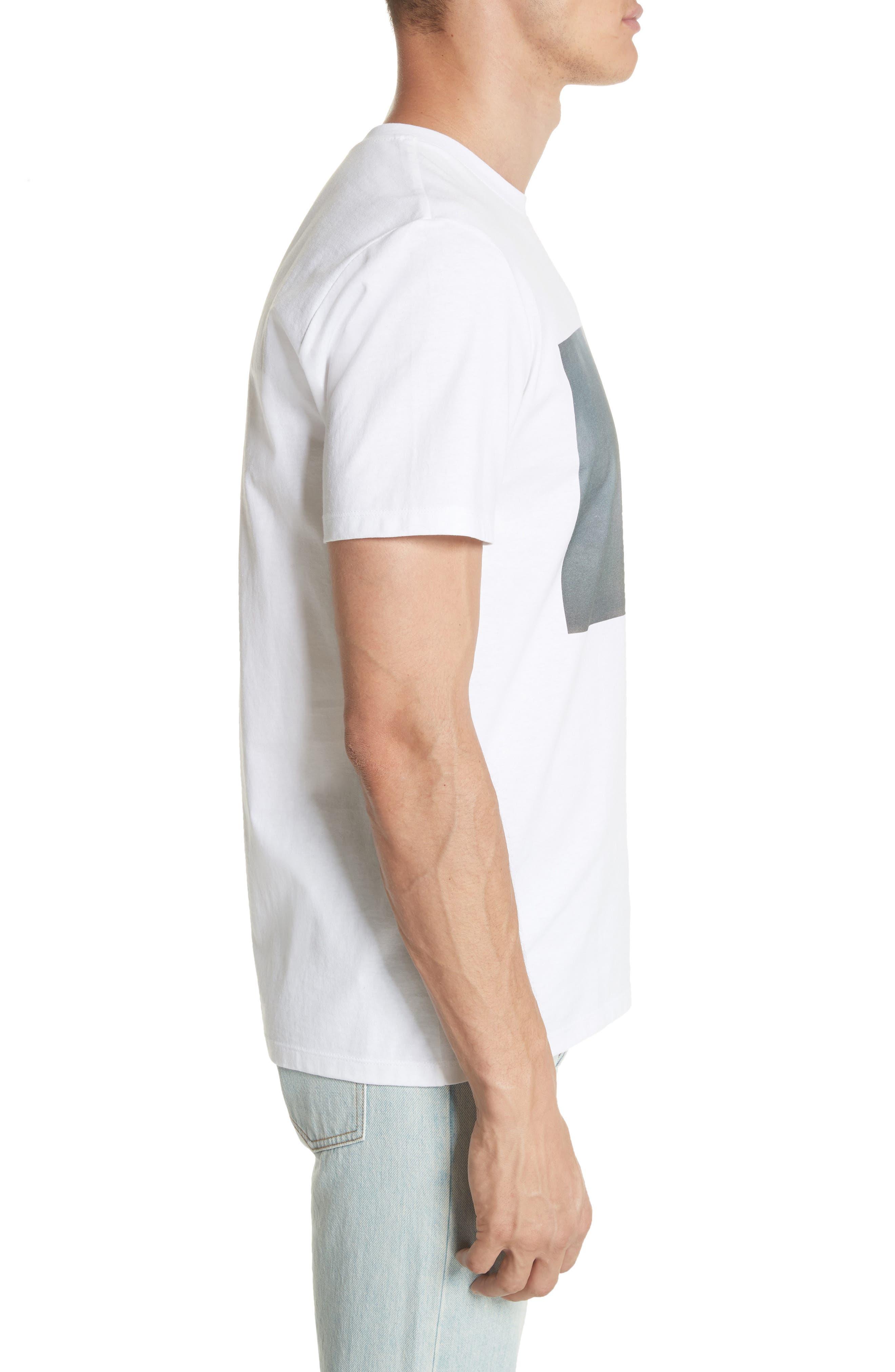 Tropicool Graphic T-Shirt,                             Alternate thumbnail 3, color,                             100