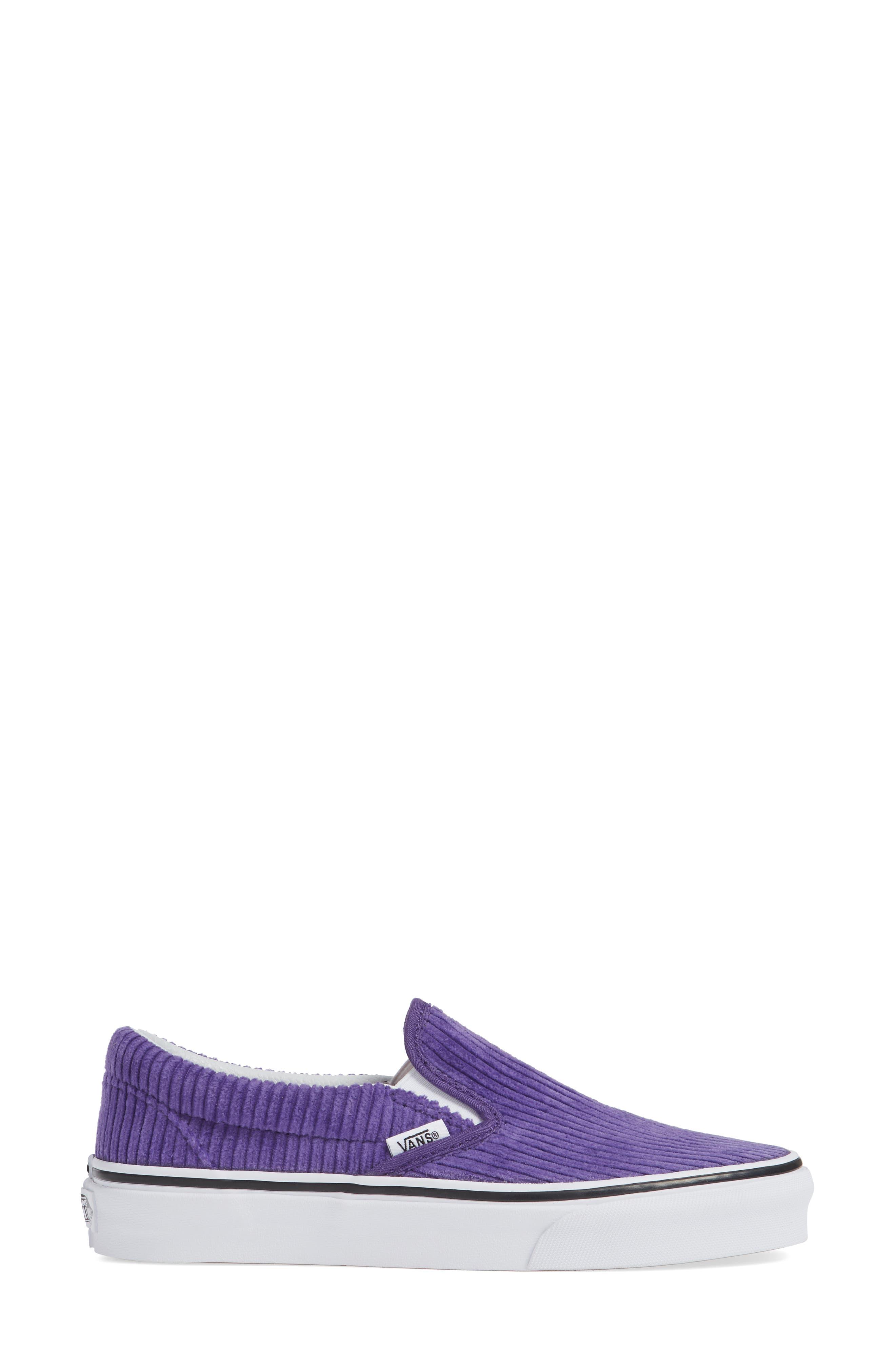 VANS,                             Classic Design Assembly Slip-On Sneaker,                             Alternate thumbnail 3, color,                             501