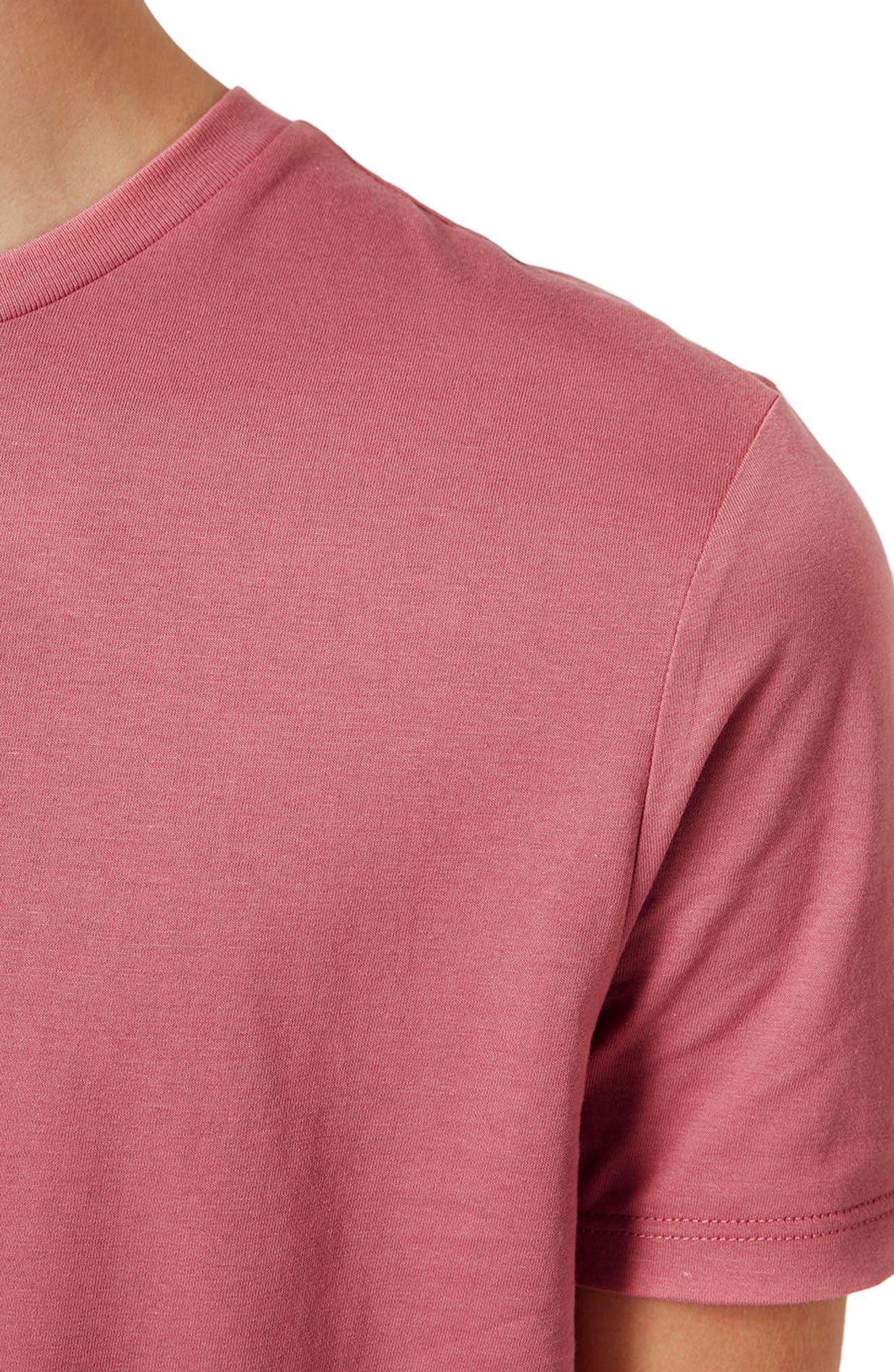 Slim Fit Crewneck T-Shirt,                             Alternate thumbnail 277, color,