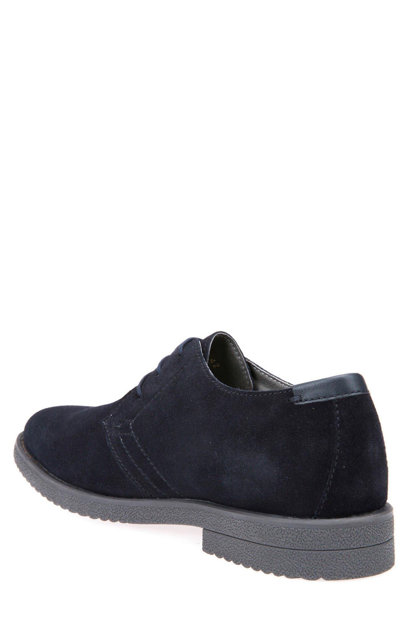 Brandled Buck Shoe,                             Alternate thumbnail 2, color,