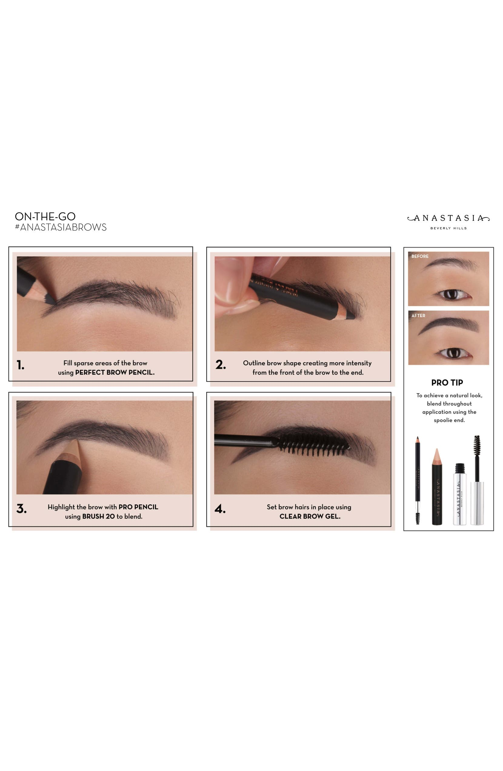 Anastasia Beverly Hills Perfect Brow Pencil Nordstrom