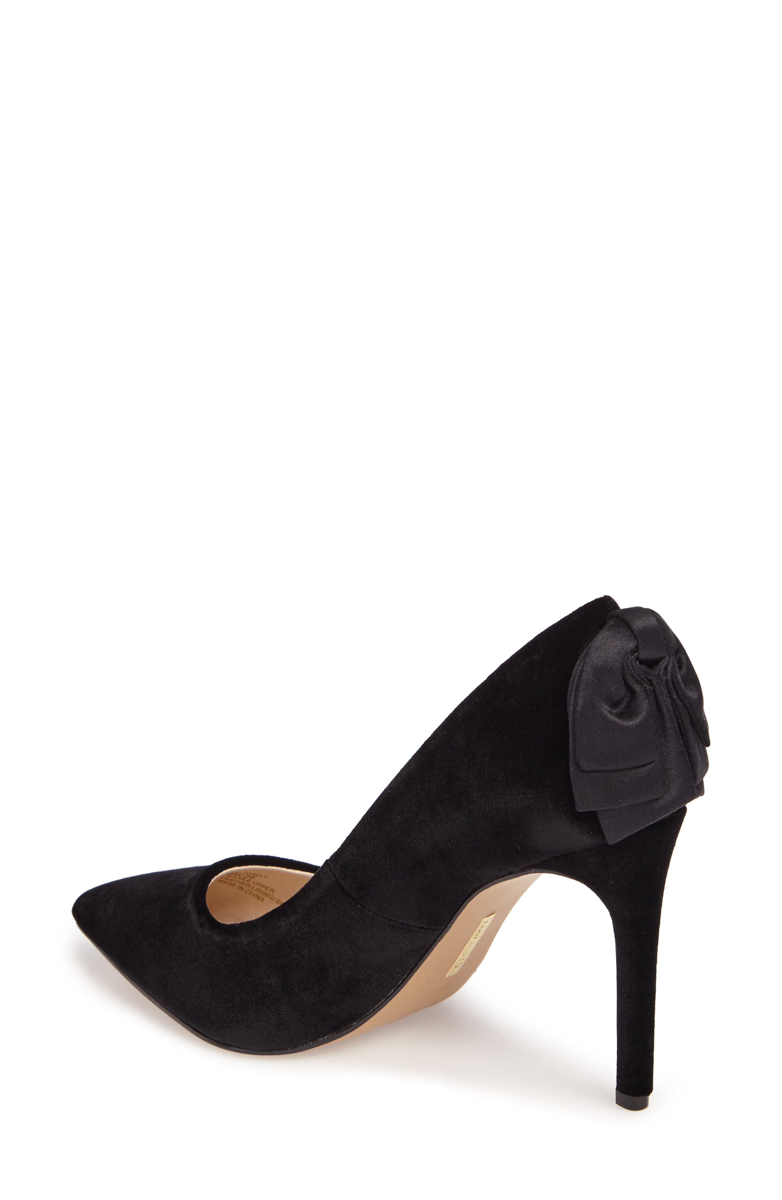 Josely Pointy Toe Pump,                             Alternate thumbnail 4, color,