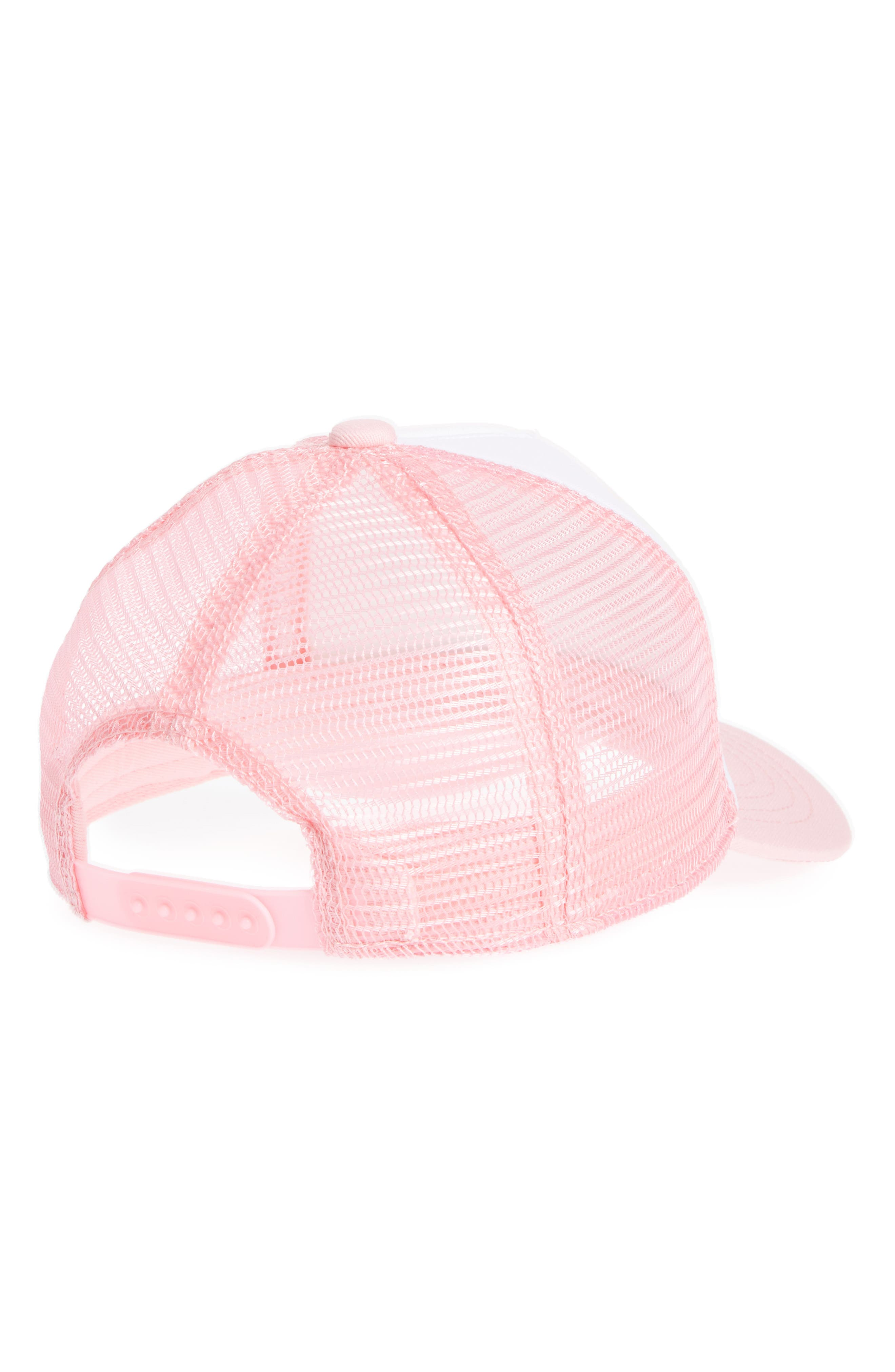 Trucker Hat,                             Alternate thumbnail 2, color,                             MERMAID AT HEART