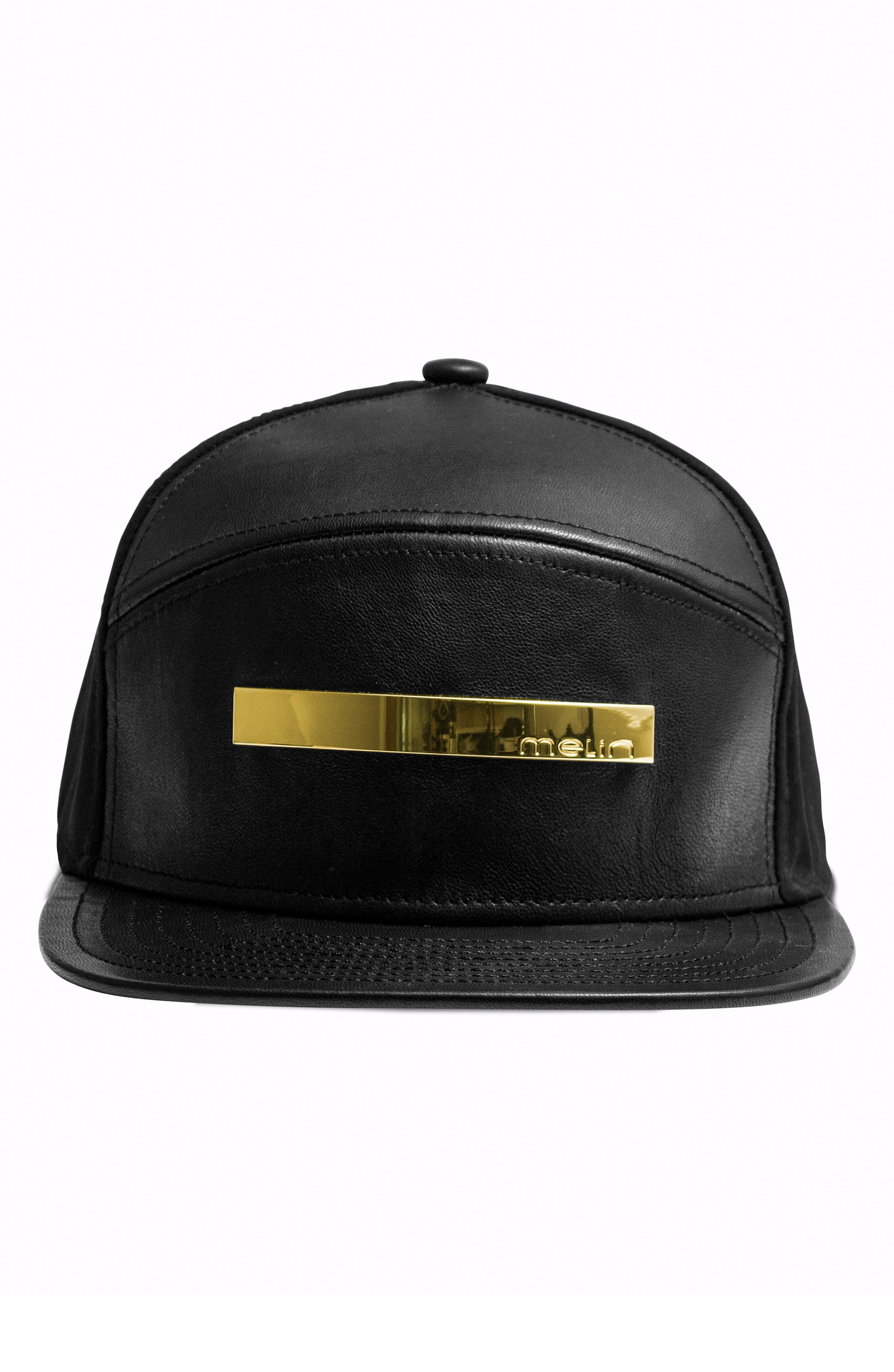 The Bar Baseball Cap,                             Alternate thumbnail 2, color,                             BLACK GOLD