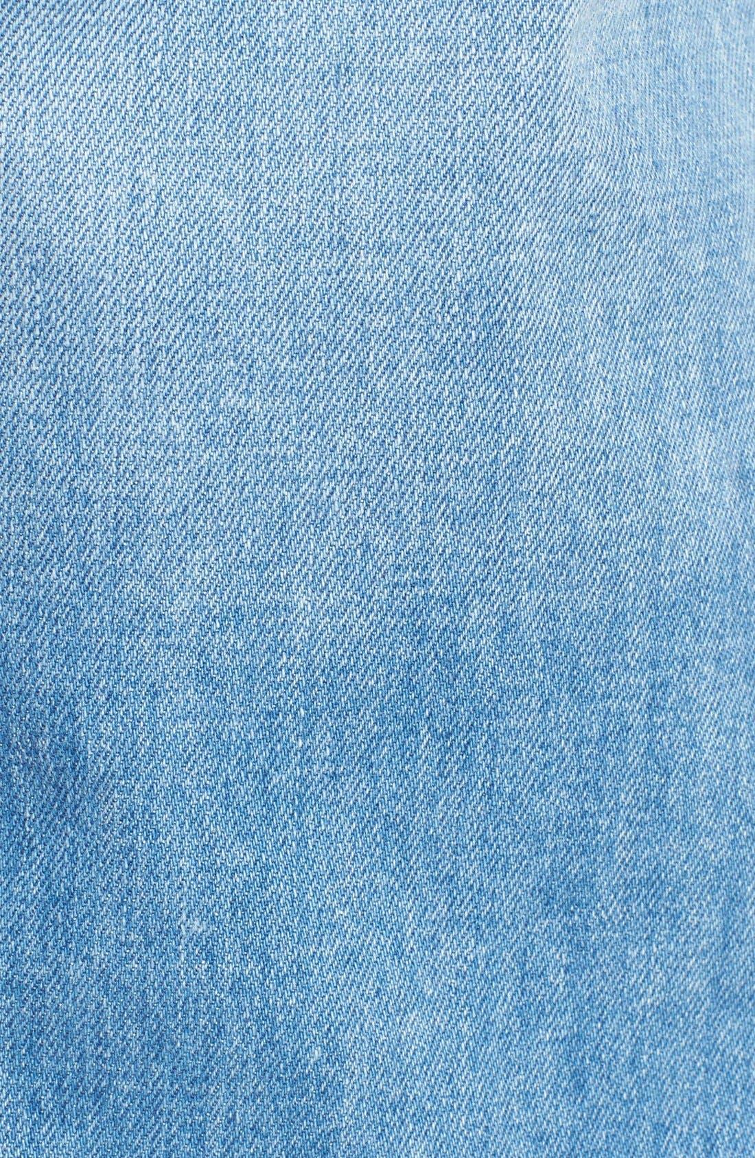 'Sid' Straight Leg Jeans,                             Alternate thumbnail 3, color,                             465