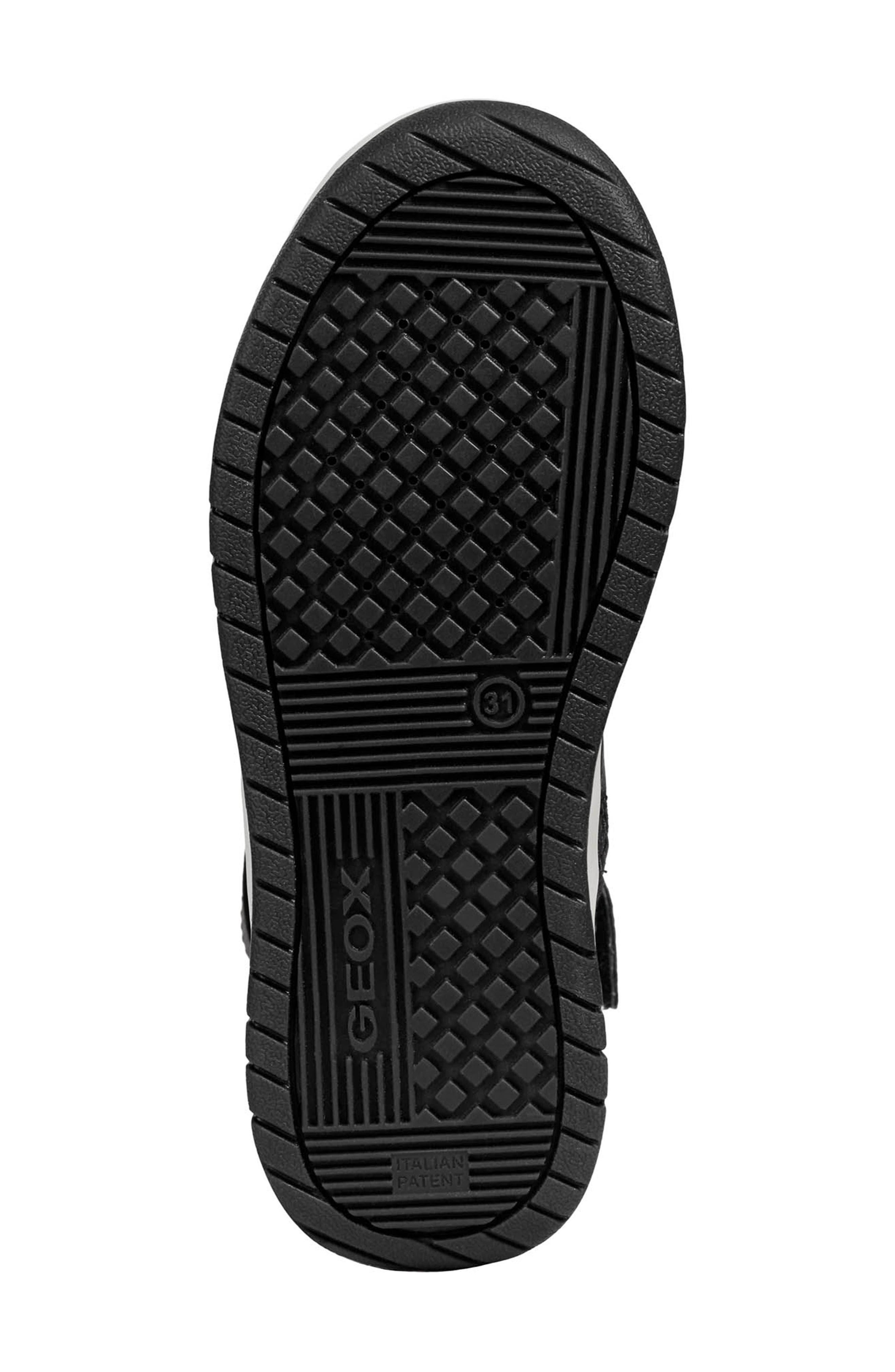 Perth Boot,                             Alternate thumbnail 6, color,                             BLACK
