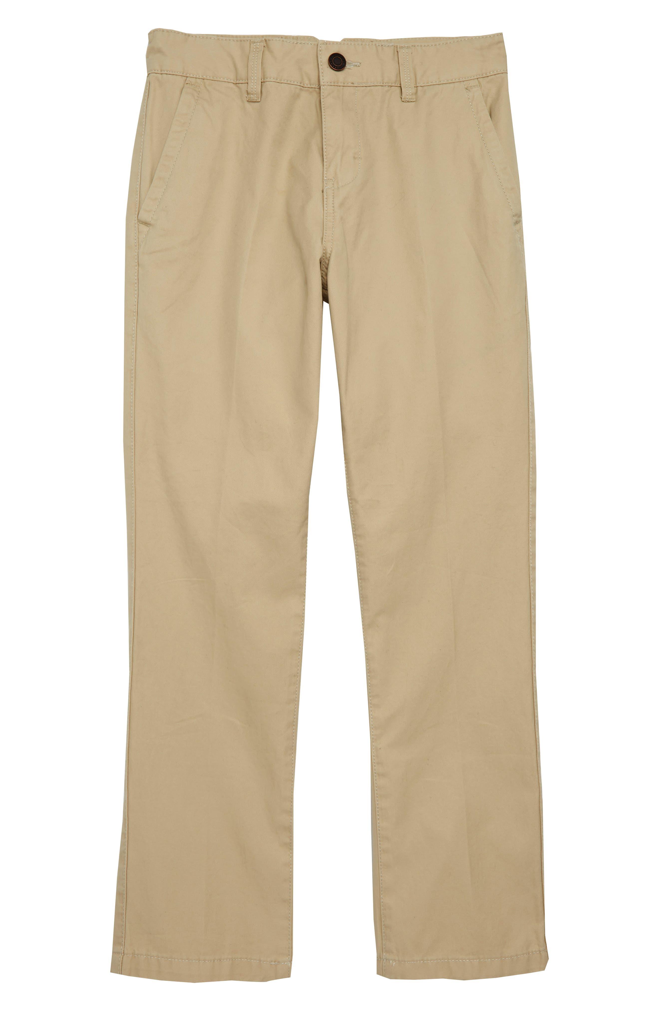 Chino Pants,                         Main,                         color, TAN STOCK