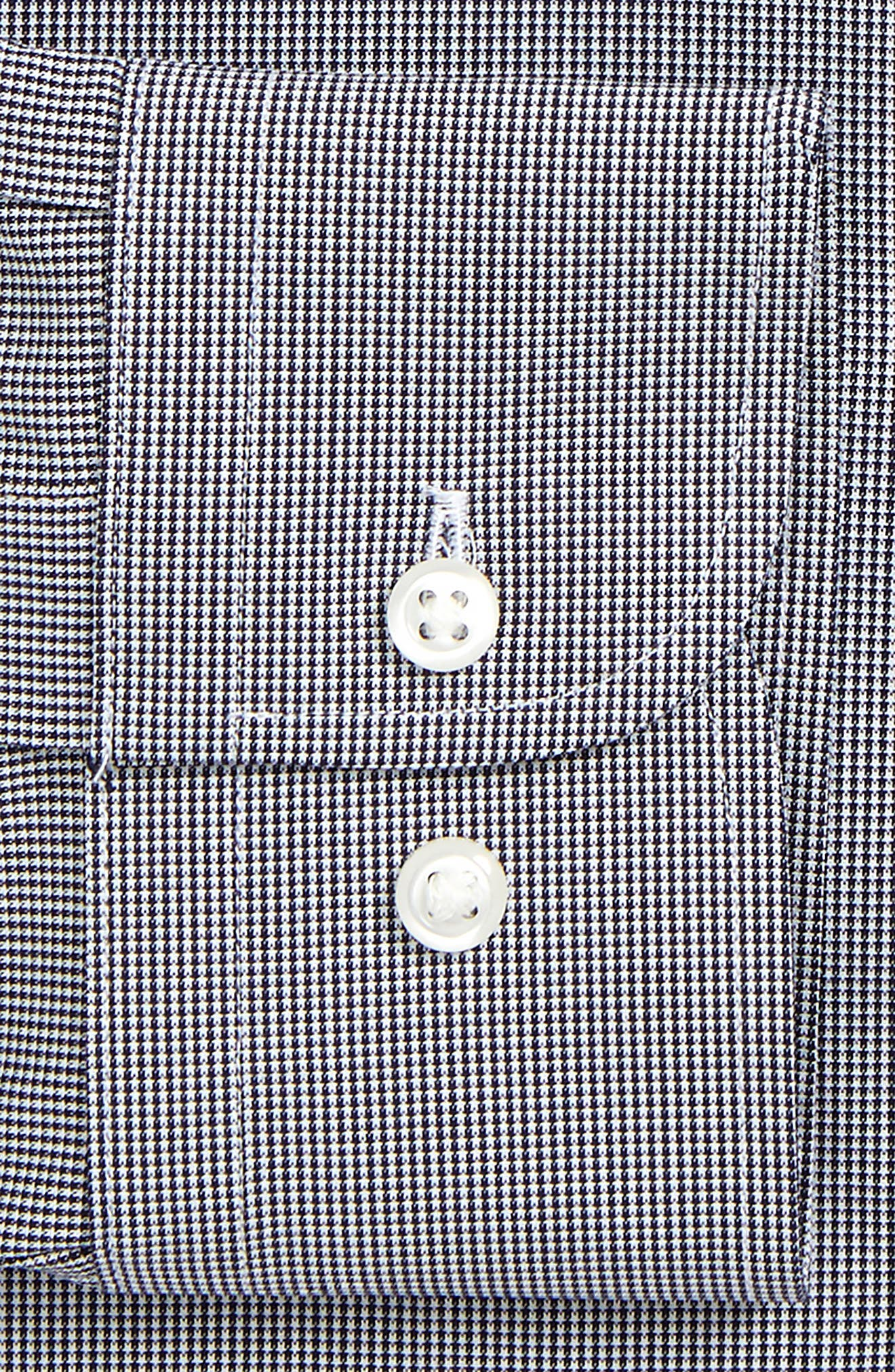 Tech-Smart Traditional Fit Stretch Microdot Dress Shirt,                             Alternate thumbnail 6, color,                             410