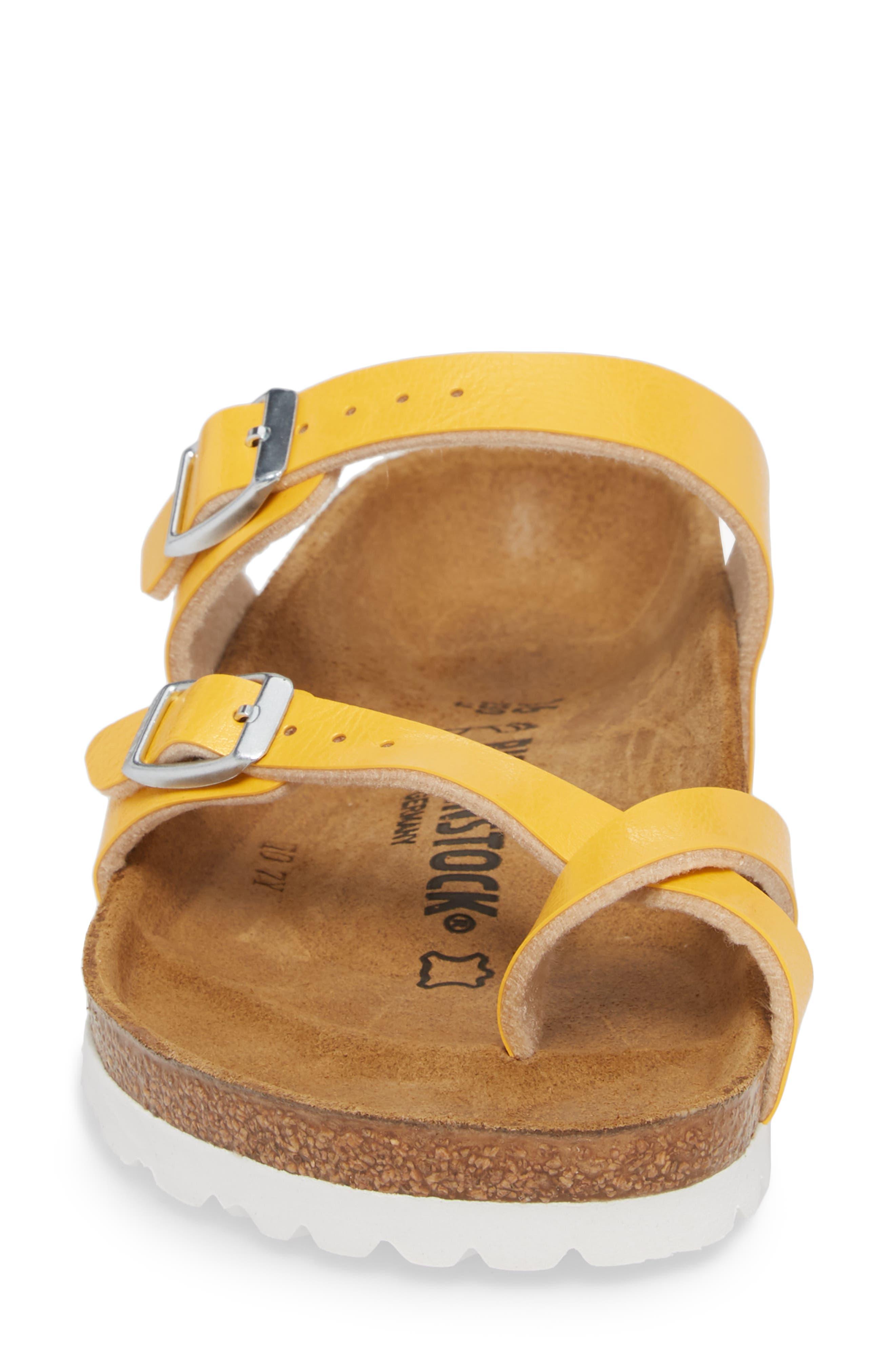 'Mayari' Birko-Flor<sup>™</sup> Sandal,                             Alternate thumbnail 80, color,