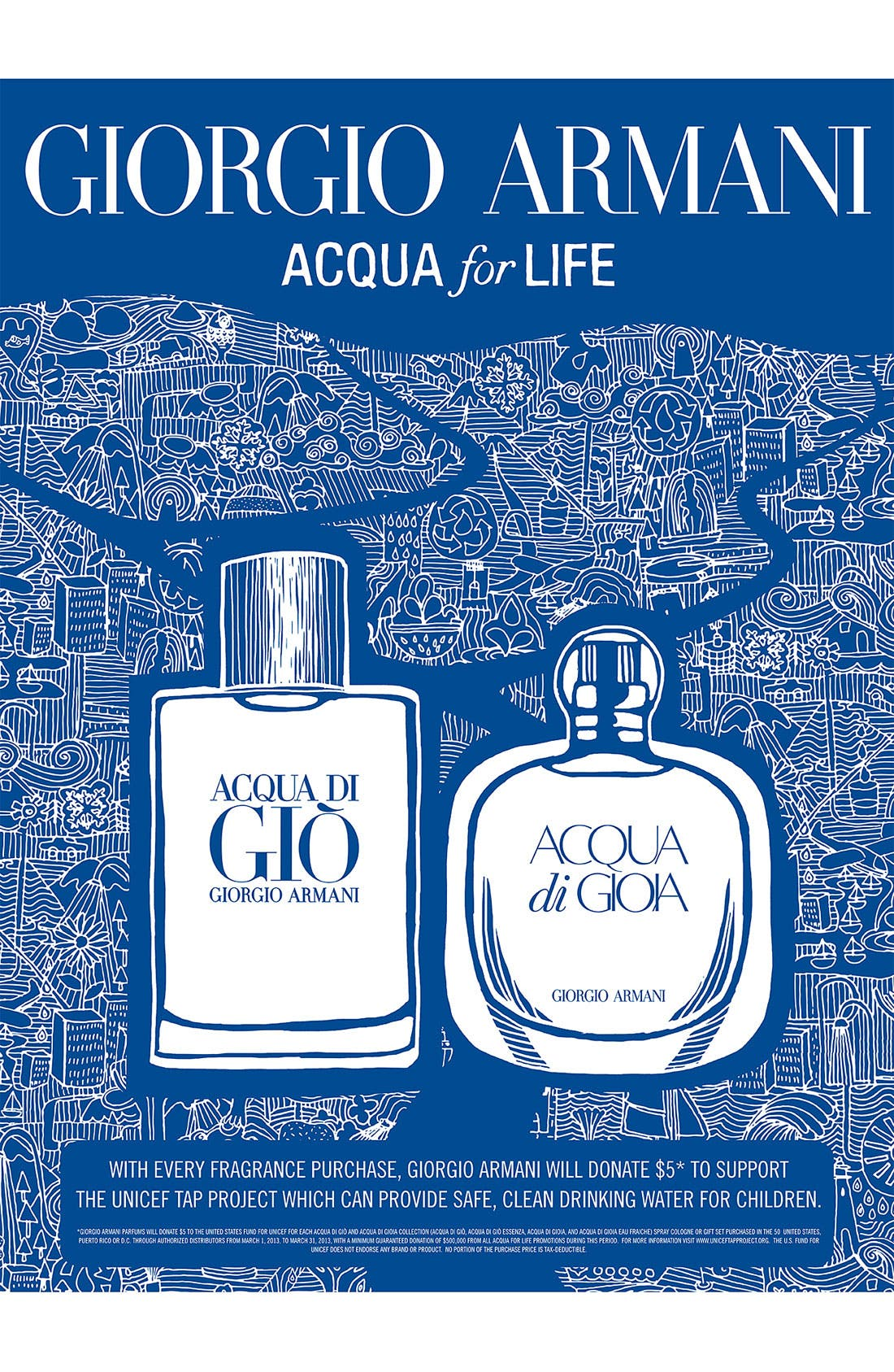 Acqua di Gioia Eau de Parfum Spray,                             Alternate thumbnail 2, color,                             NO COLOR