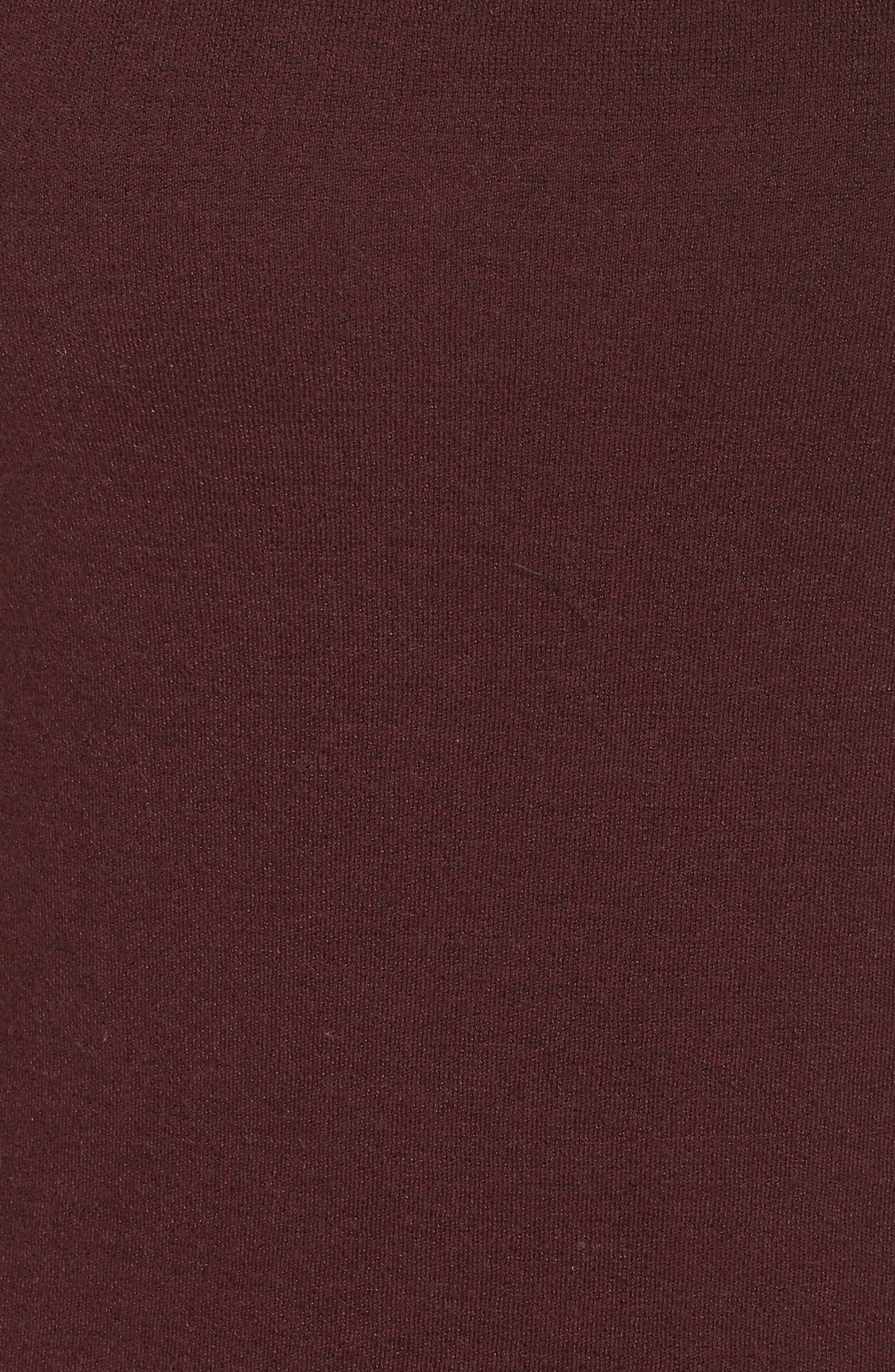 NIC + ZOE Falling Studs Embellished Sheath Dress,                             Alternate thumbnail 5, color,