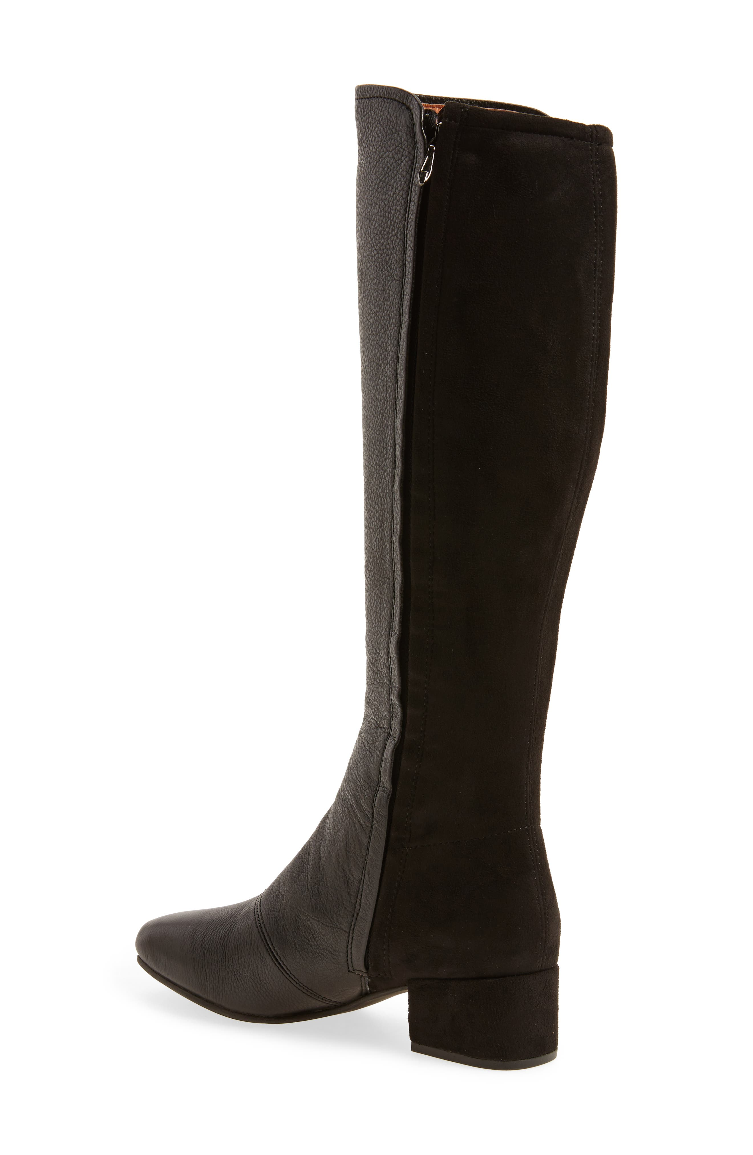 GENTLE SOULS BY KENNETH COLE,                             Ella-Seti Knee High Boot,                             Alternate thumbnail 2, color,                             001