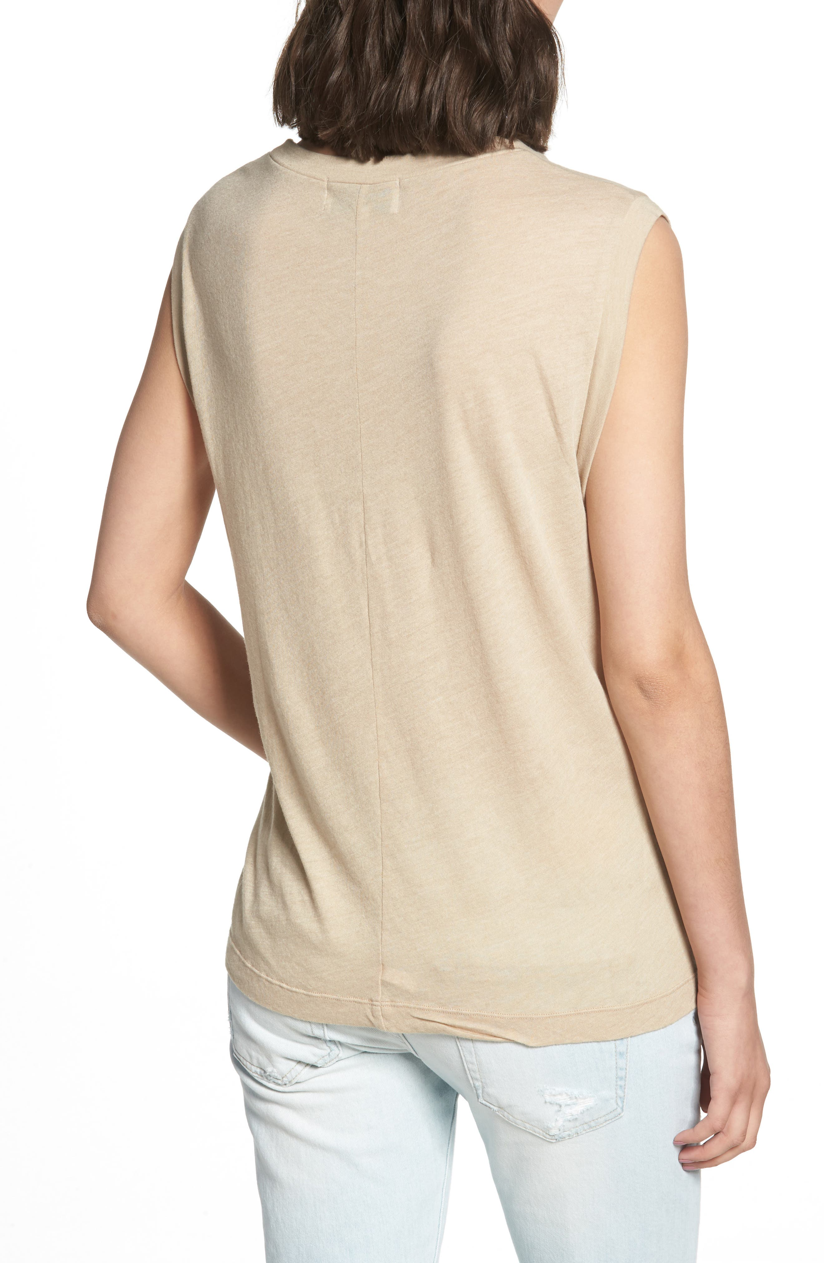 Friday Night Vintage Muscle Tank,                             Alternate thumbnail 2, color,                             250