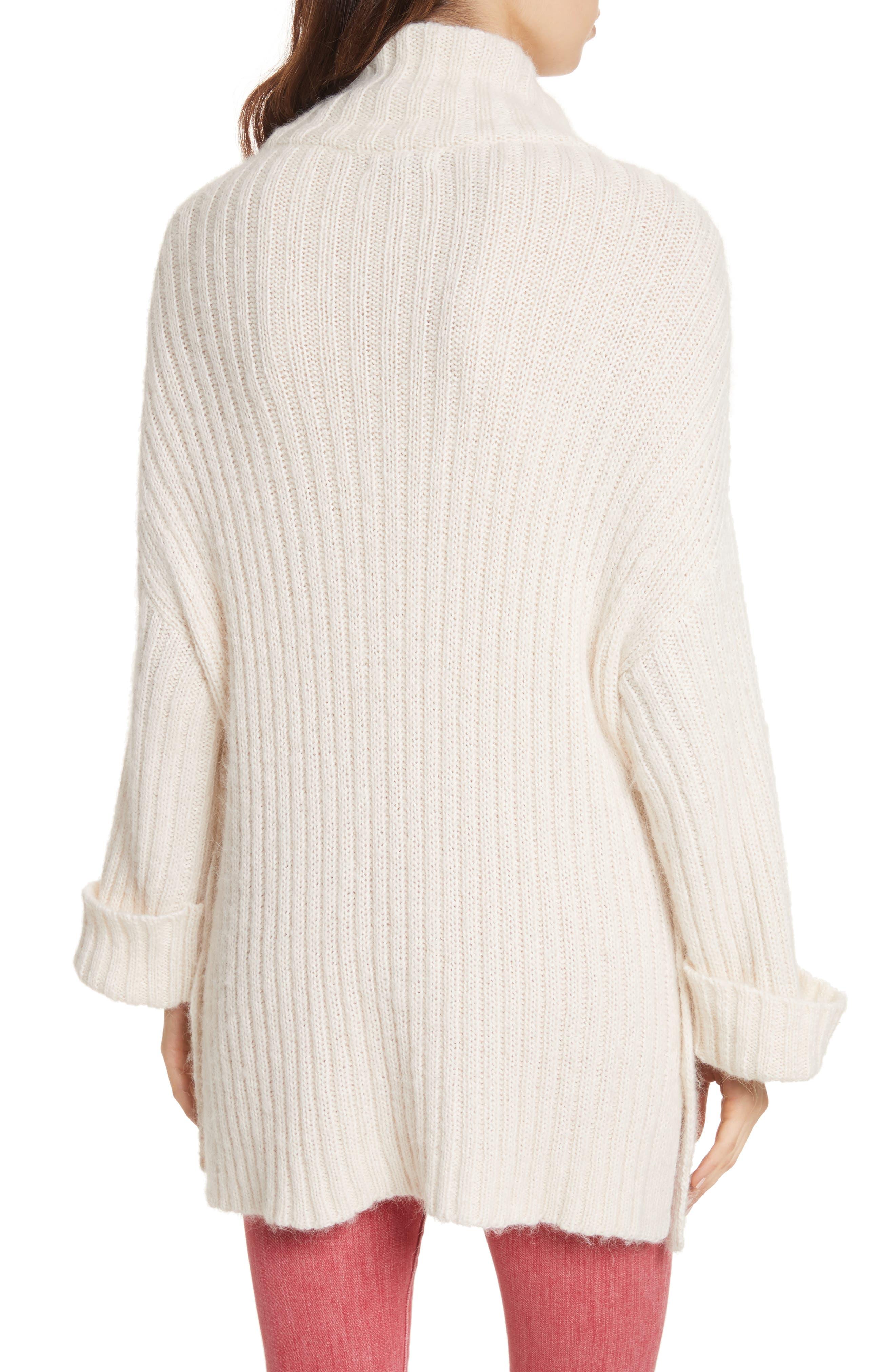 Banain Turtleneck Sweater,                             Alternate thumbnail 2, color,                             114