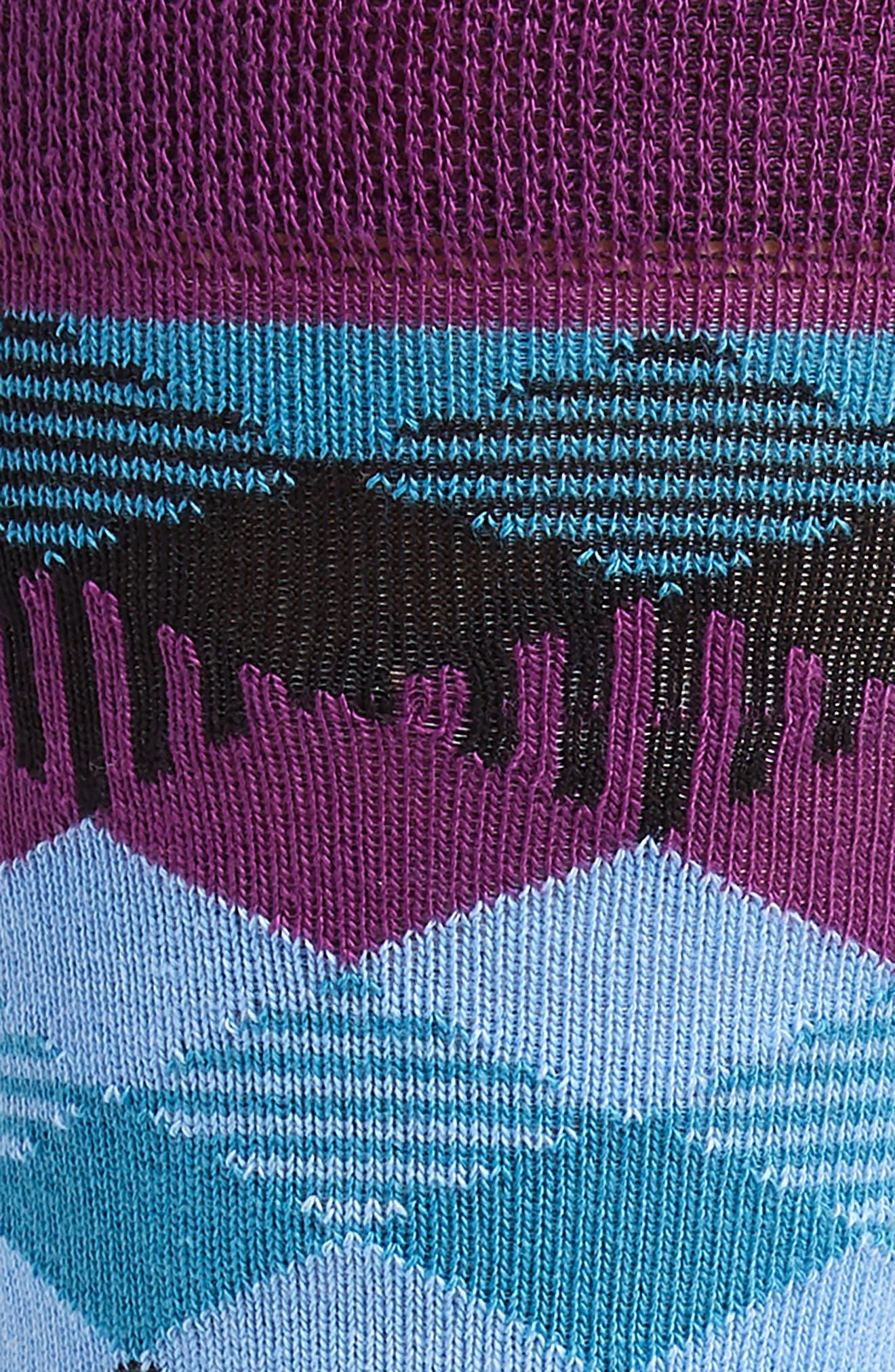 Pheew Diamond Socks,                             Alternate thumbnail 2, color,                             NAVY