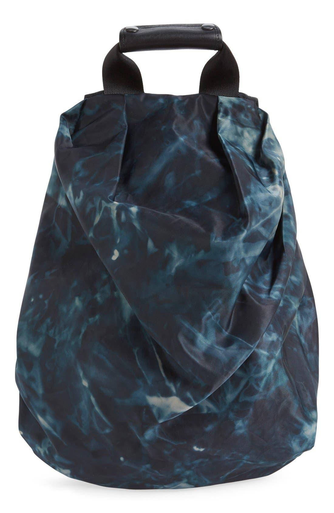 'Tuck' Nylon Backpack,                             Main thumbnail 1, color,                             410