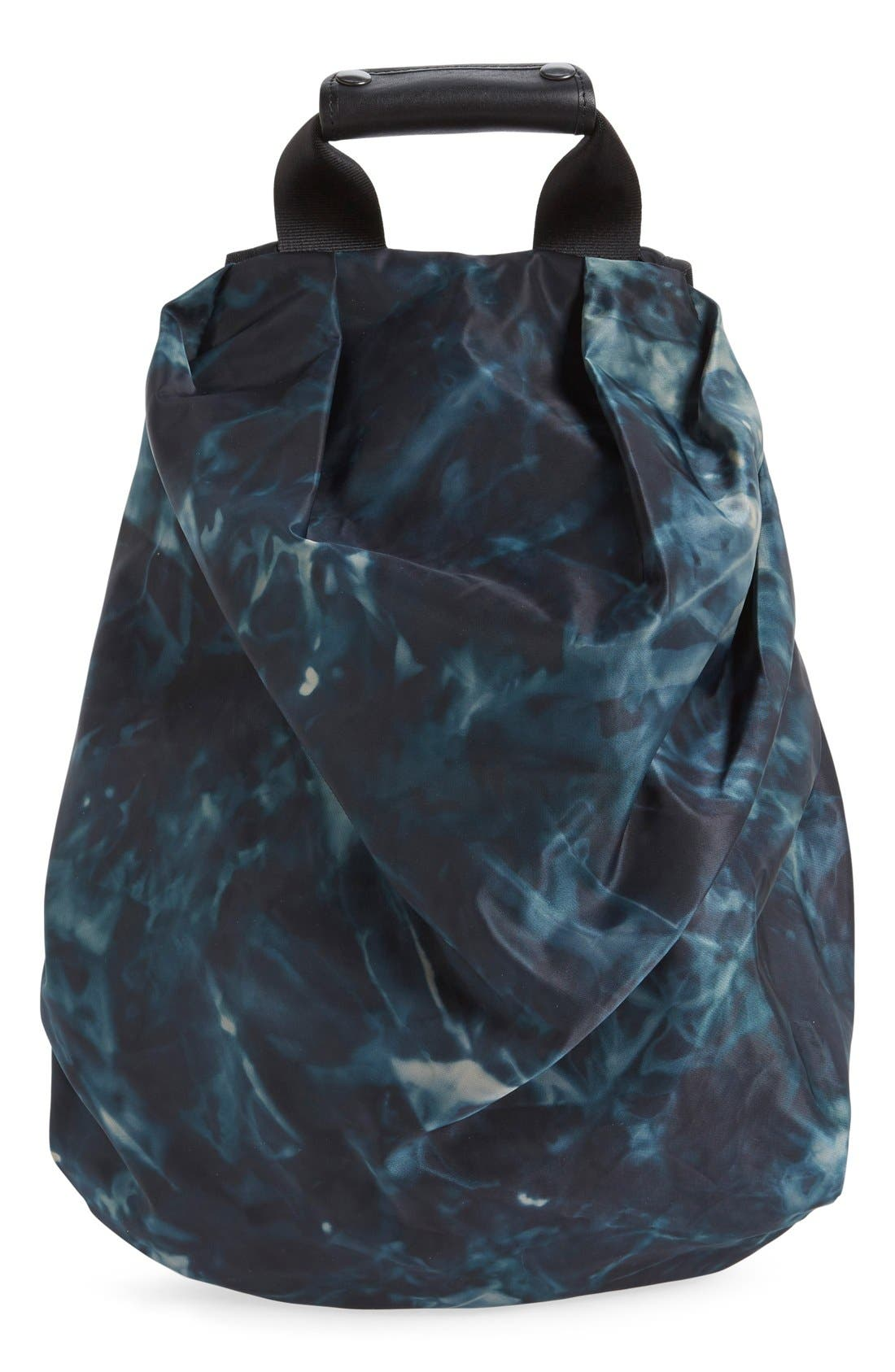 'Tuck' Nylon Backpack, Main, color, 410