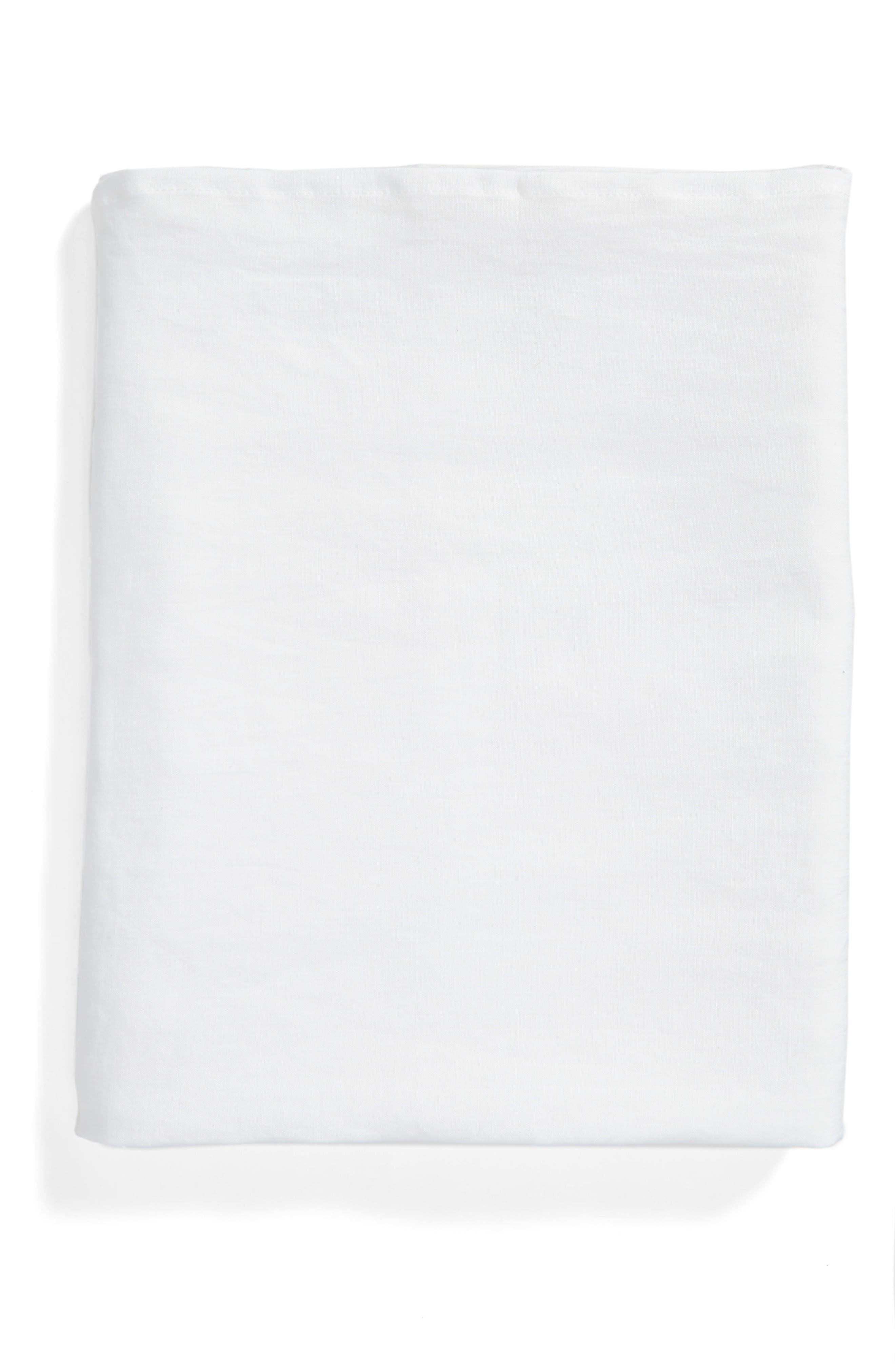 Washed Linen Tablecloth,                             Main thumbnail 2, color,