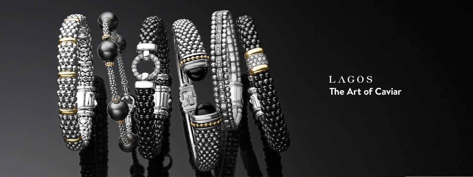 The art of caviar.