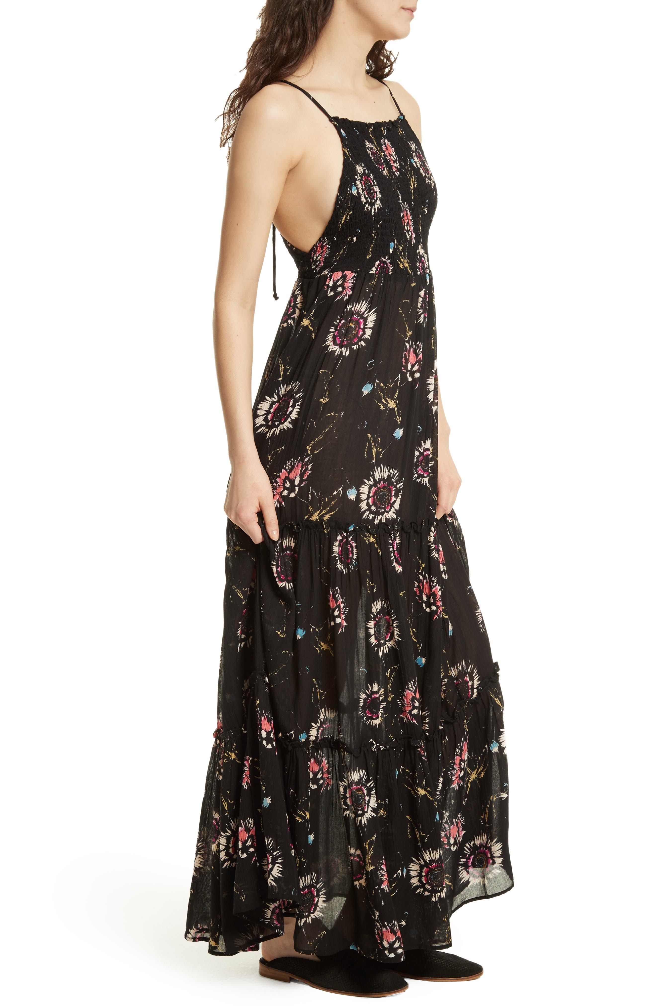 Garden Party Maxi Dress,                             Alternate thumbnail 19, color,