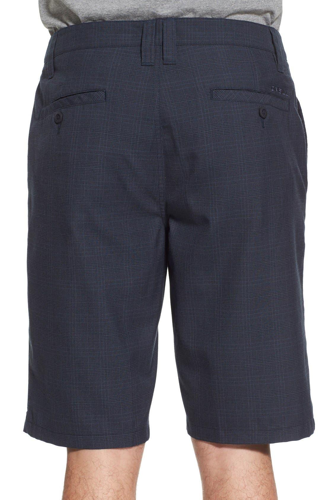 'Delta Plaid' Chino Shorts,                             Alternate thumbnail 14, color,
