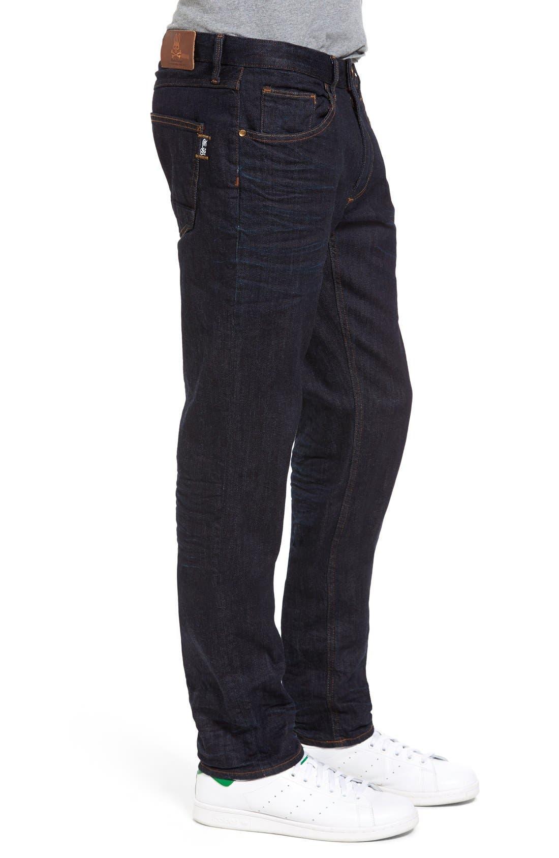 Canal Slim Fit Jeans,                             Alternate thumbnail 11, color,                             460