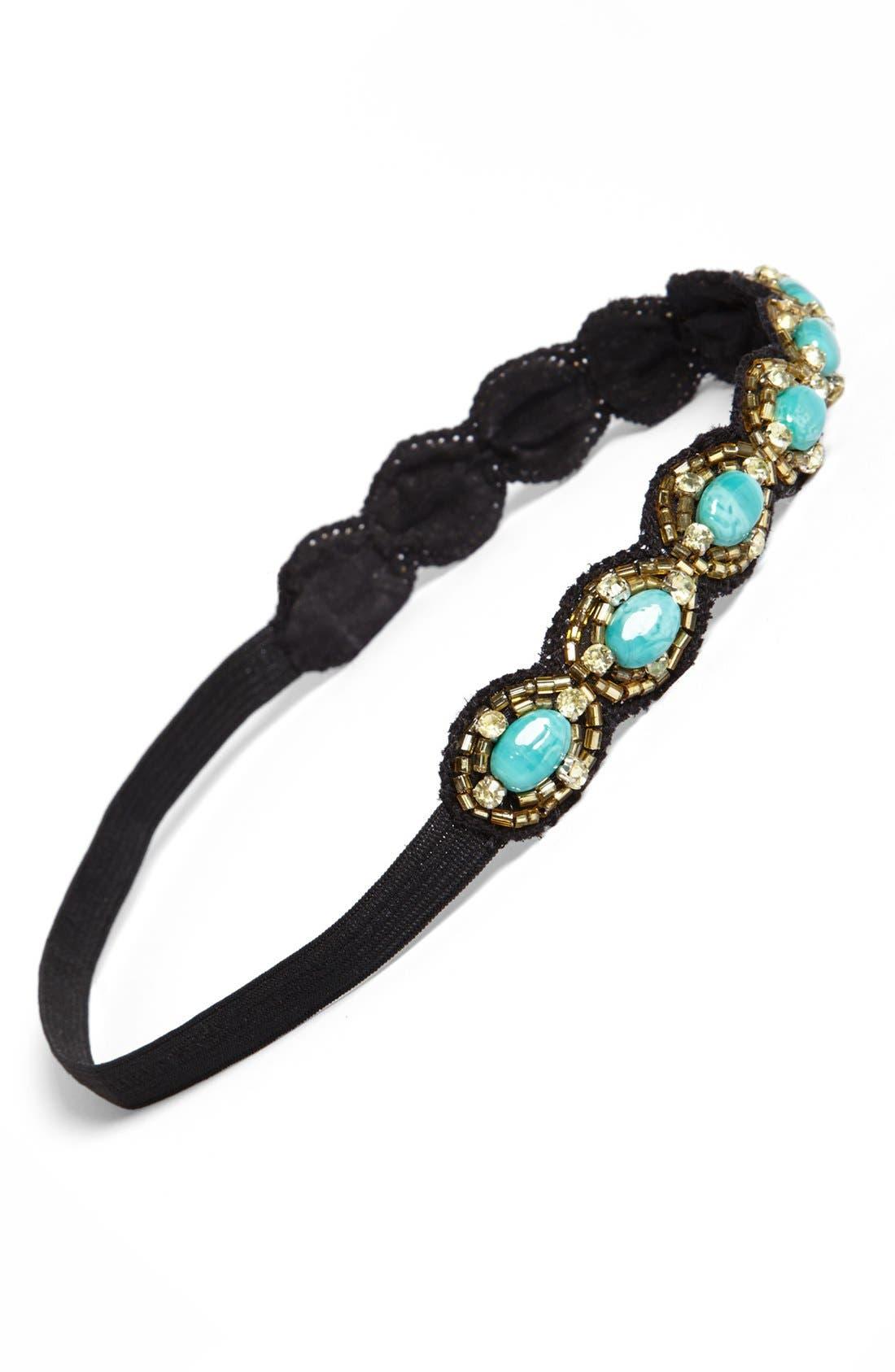 'Desert Jewel' Head Wrap,                         Main,                         color, 001