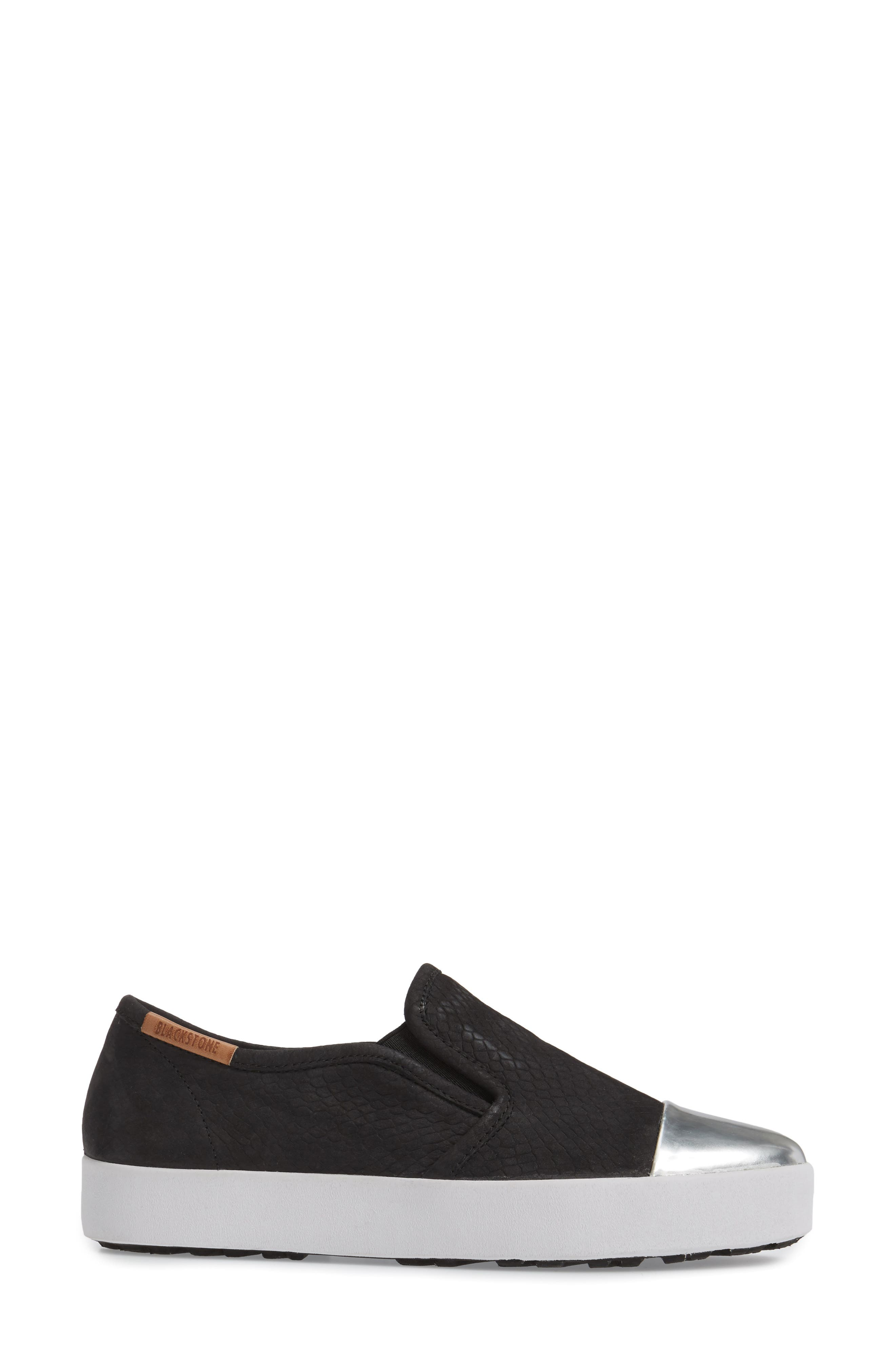 NL47 Slip-On Sneaker,                             Alternate thumbnail 3, color,                             001