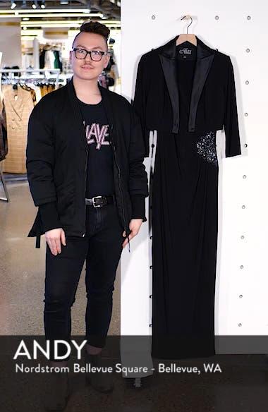 Ruched Maxi Dress & Jacket, sales video thumbnail