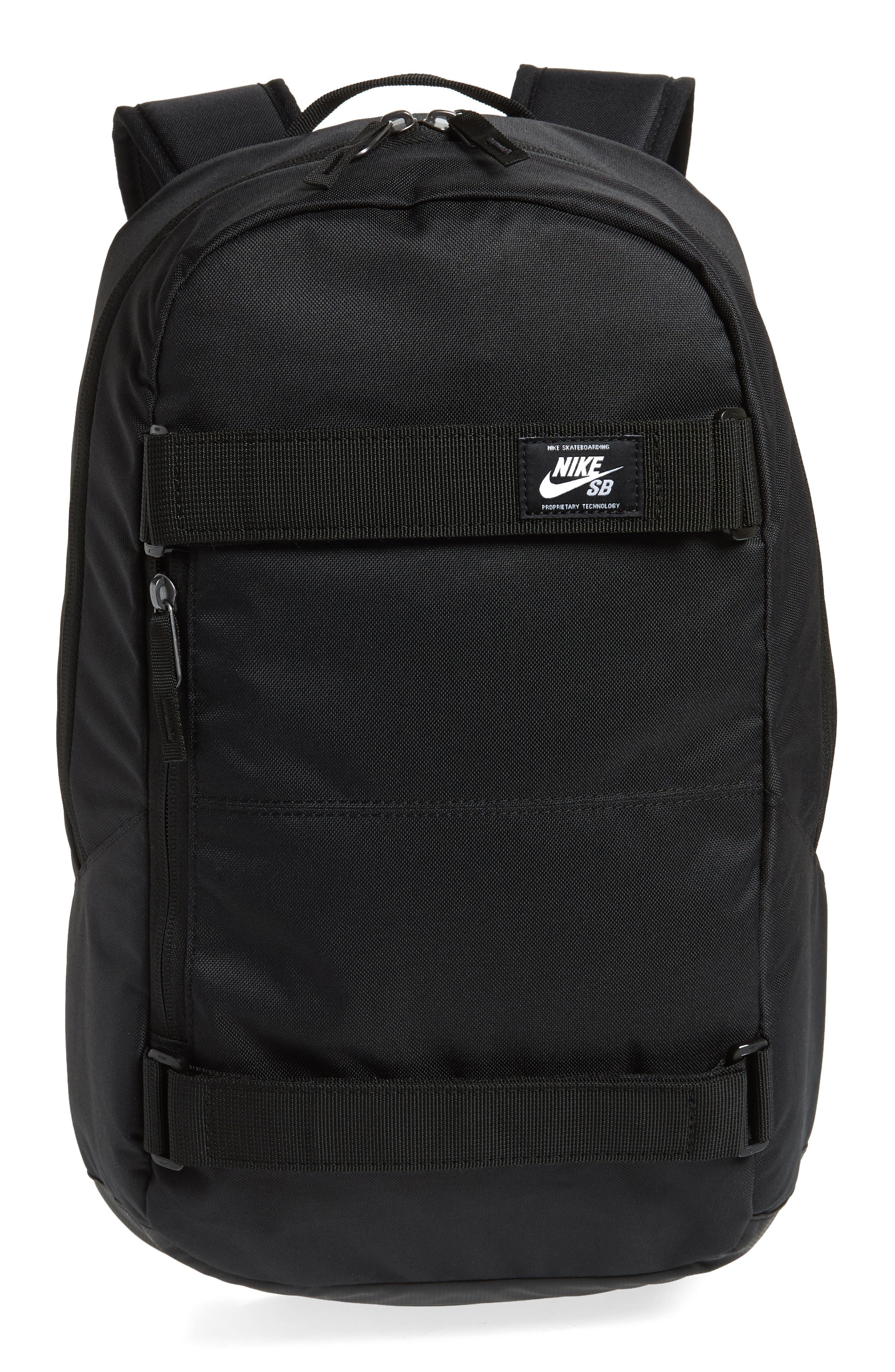 Nike Sb Courthouse Backpack - Black