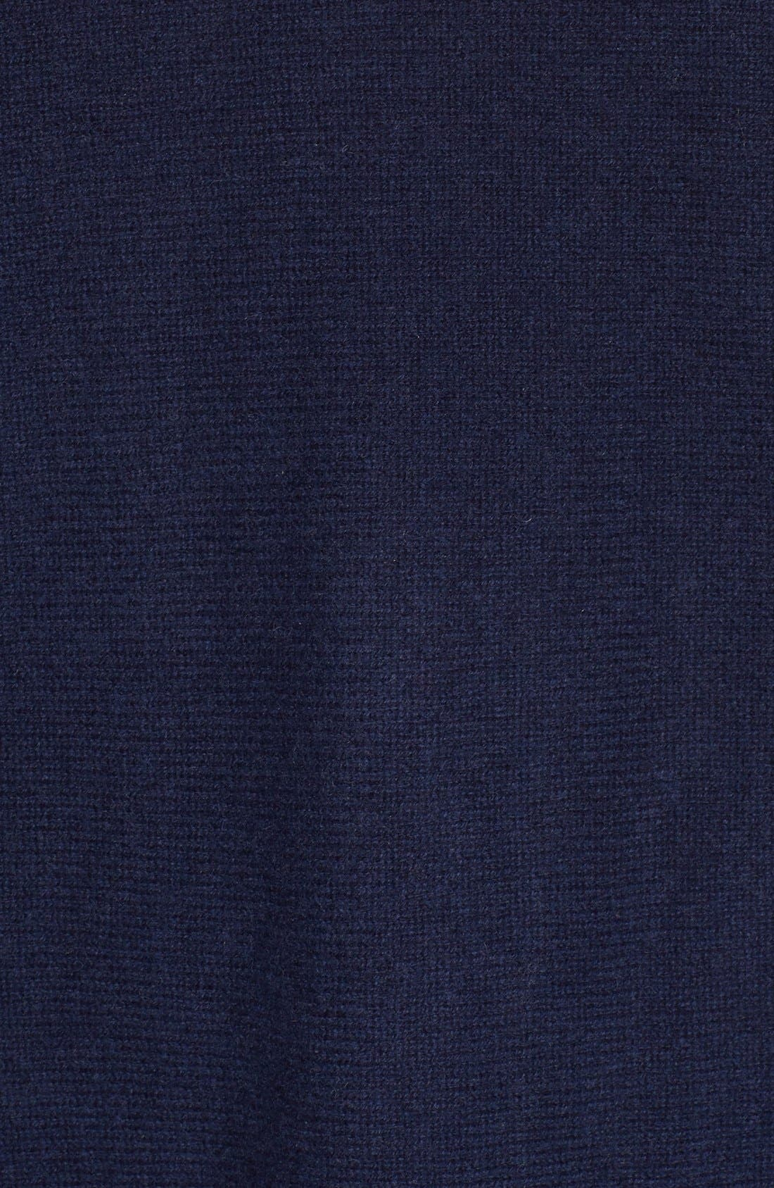 High/Low Wool & Cashmere Tunic Sweater,                             Alternate thumbnail 80, color,
