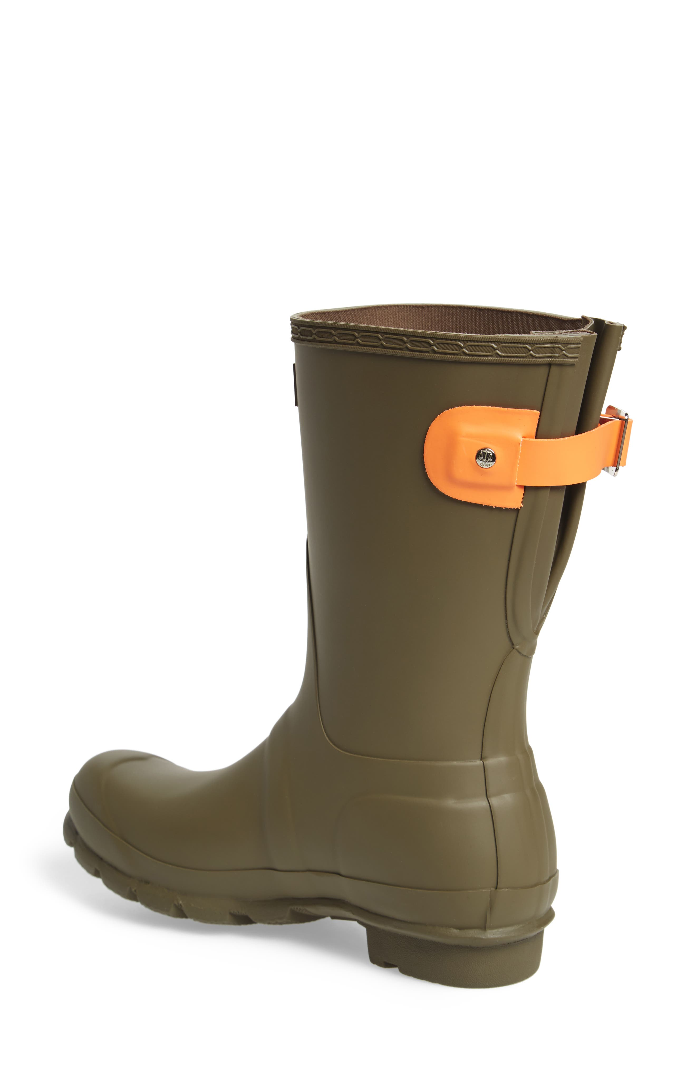 Original Short Back Adjustable Rain Boot,                             Alternate thumbnail 16, color,