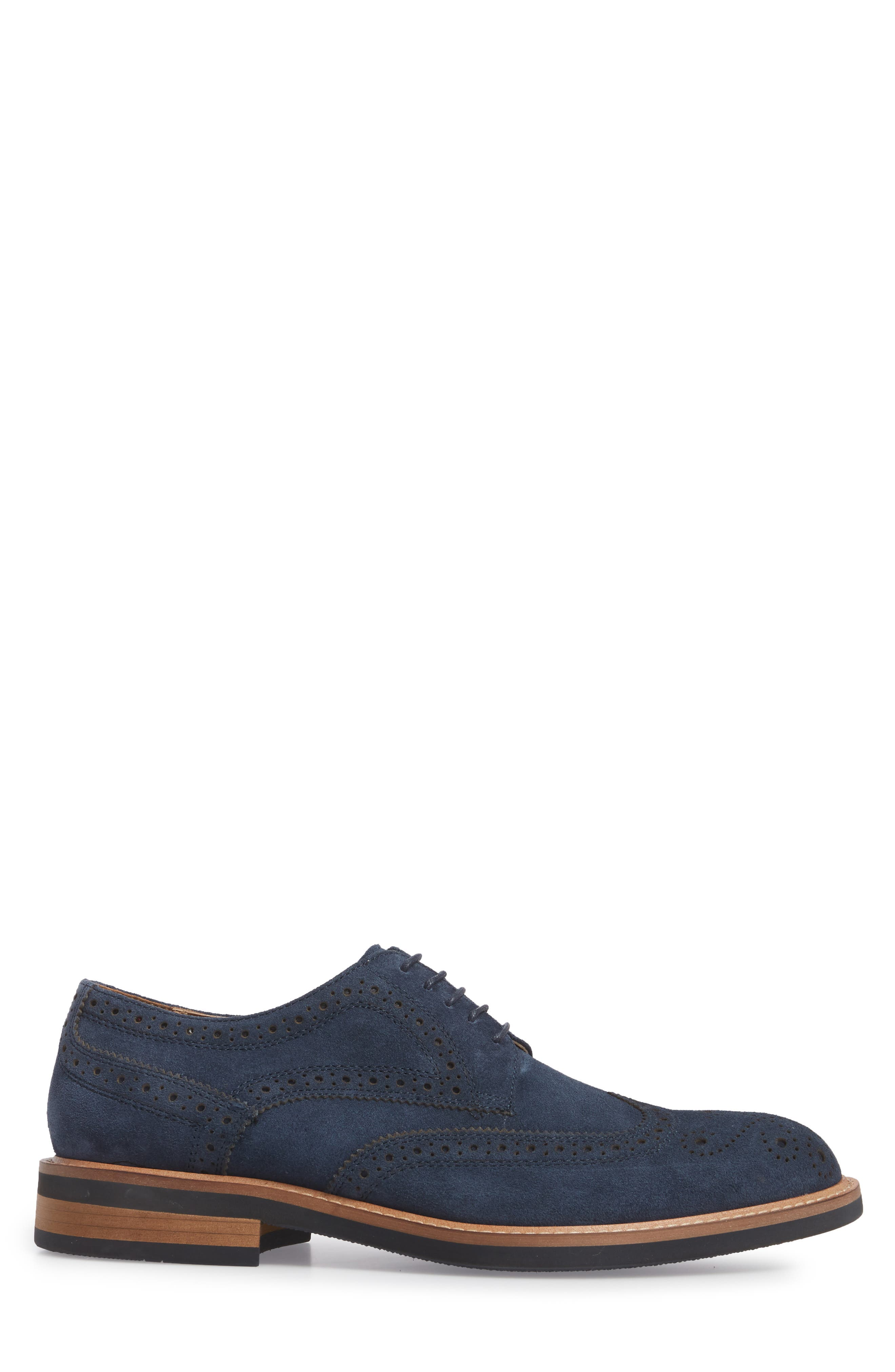 Kenneth Cole Reaction Wingtip,                             Alternate thumbnail 11, color,