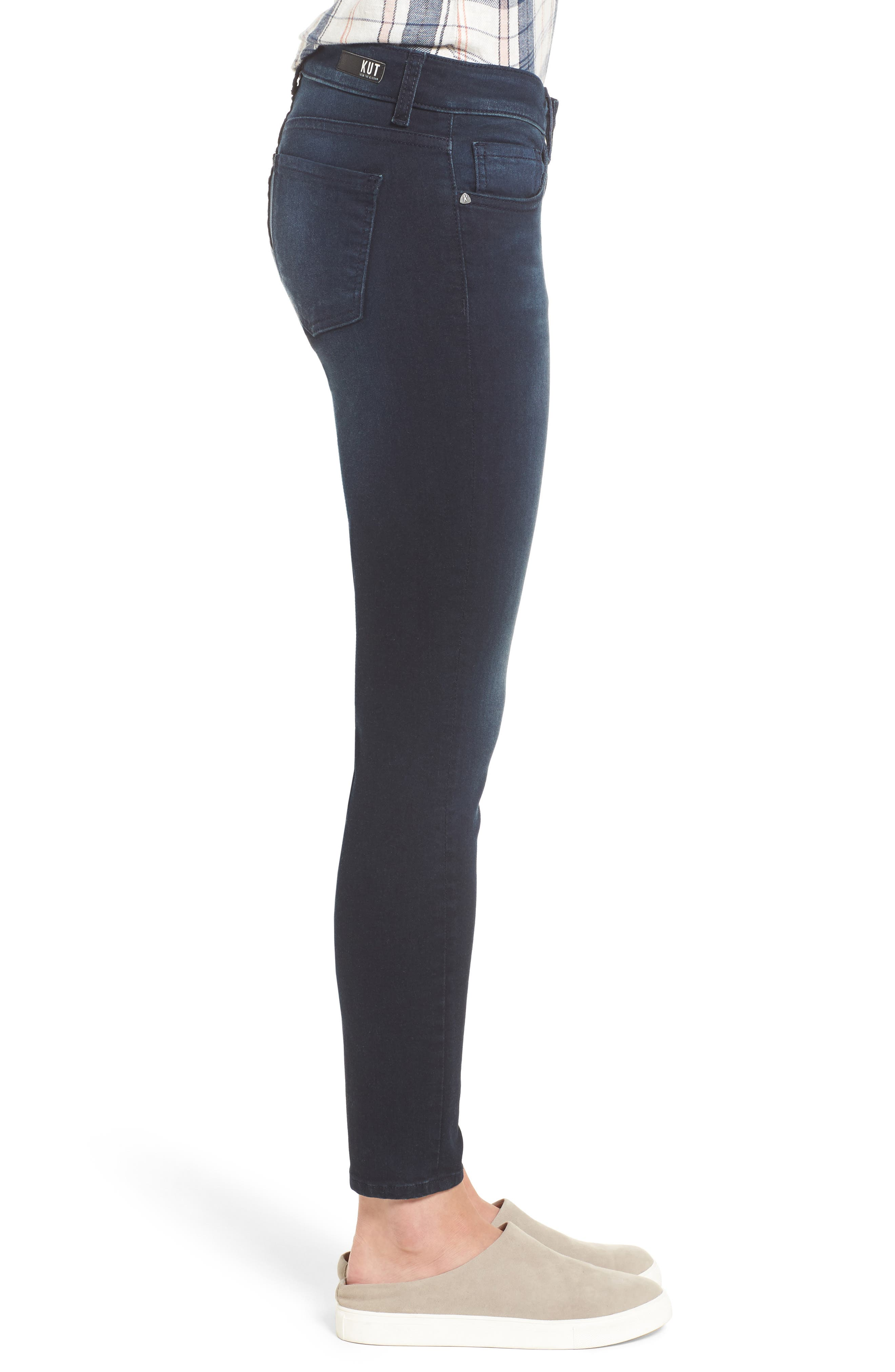 Connie Skinny Ankle Jeans,                             Alternate thumbnail 3, color,