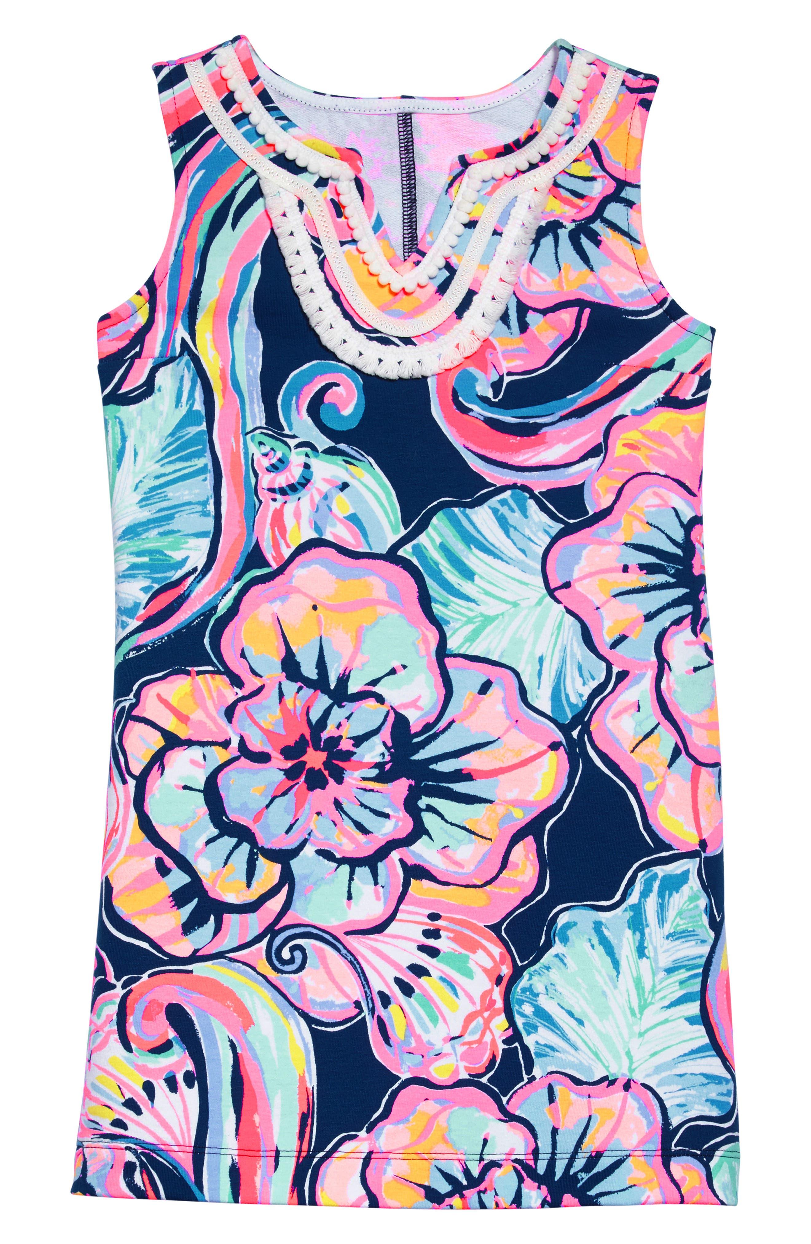 Mini Harper Shift Dress,                             Main thumbnail 1, color,                             475