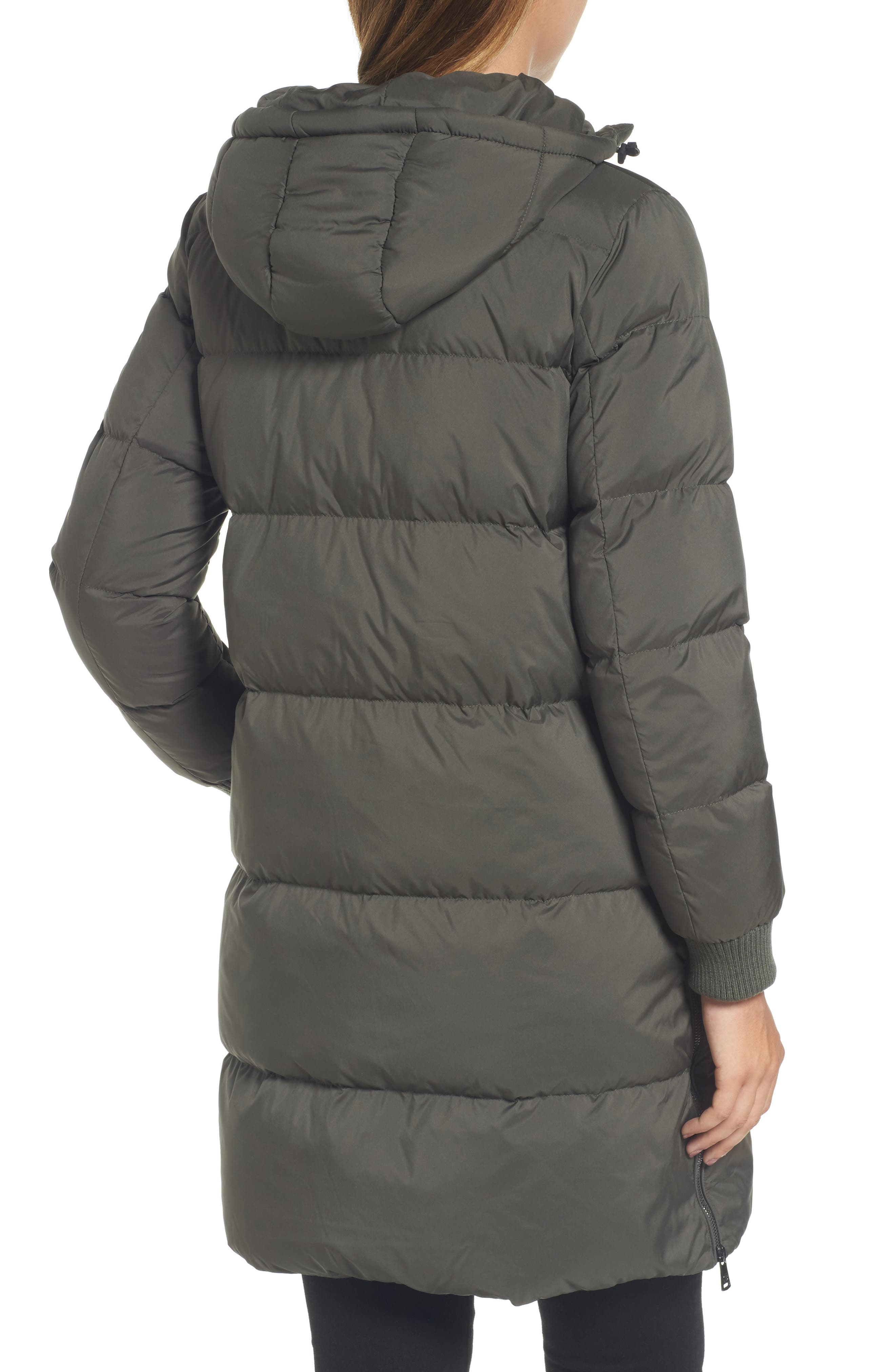 Quilted Down Jacket,                             Alternate thumbnail 2, color,                             311