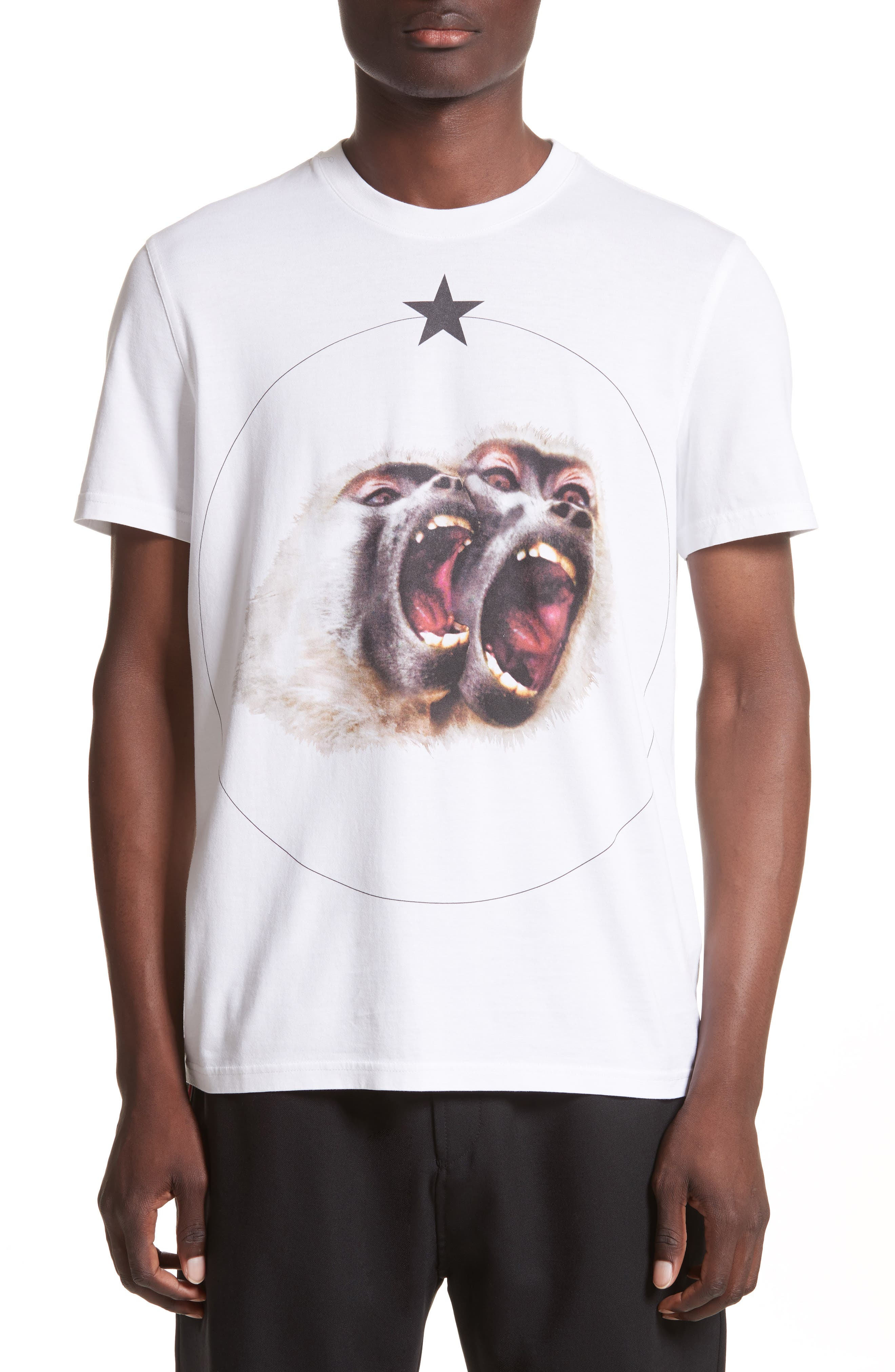 Cuban Fit Monkey Brothers Graphic T-Shirt,                             Main thumbnail 2, color,
