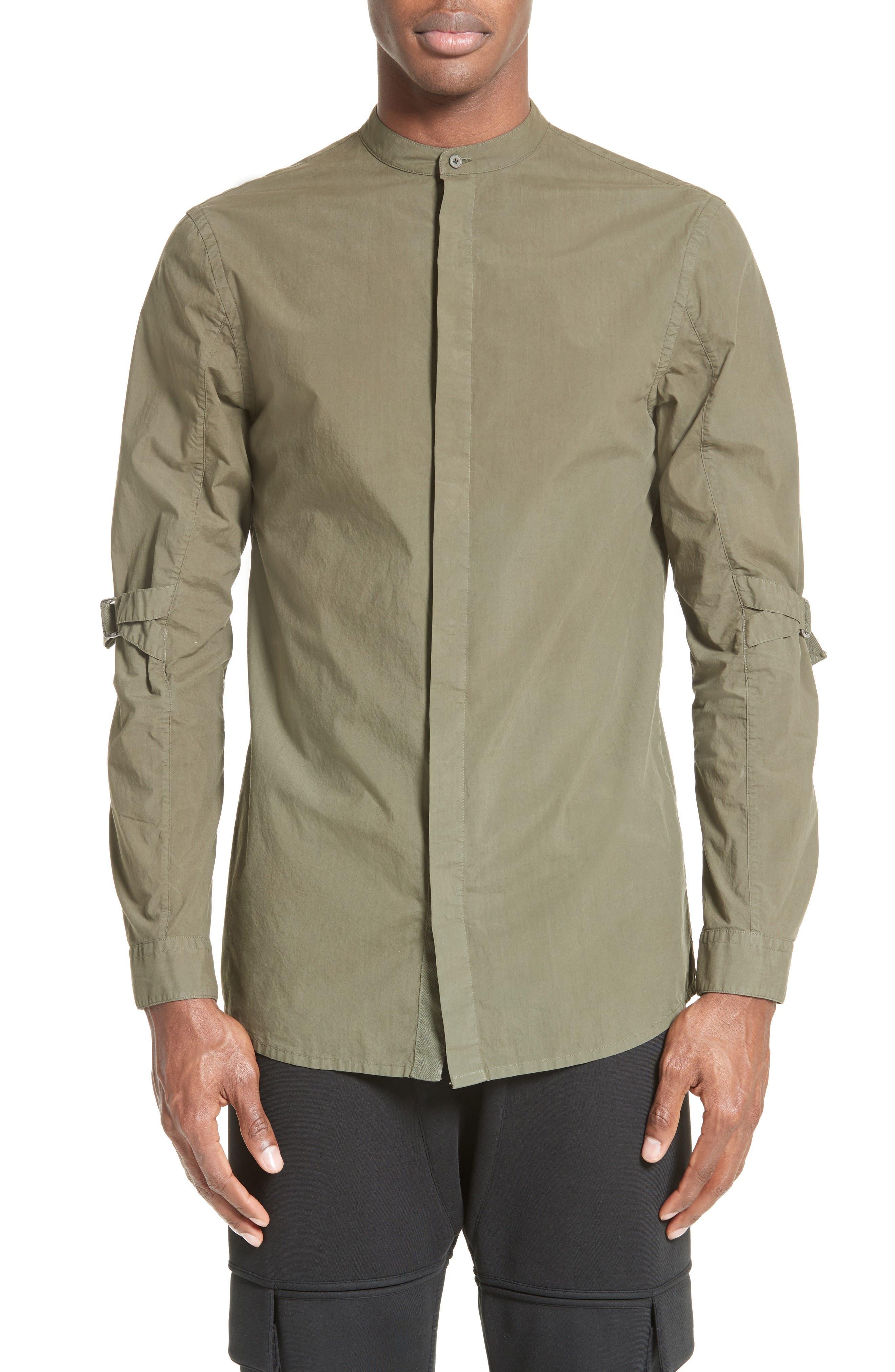 Cotton Shirt,                             Main thumbnail 1, color,                             328